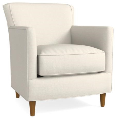 New American Living Chair by Bassett at Johnny Janosik