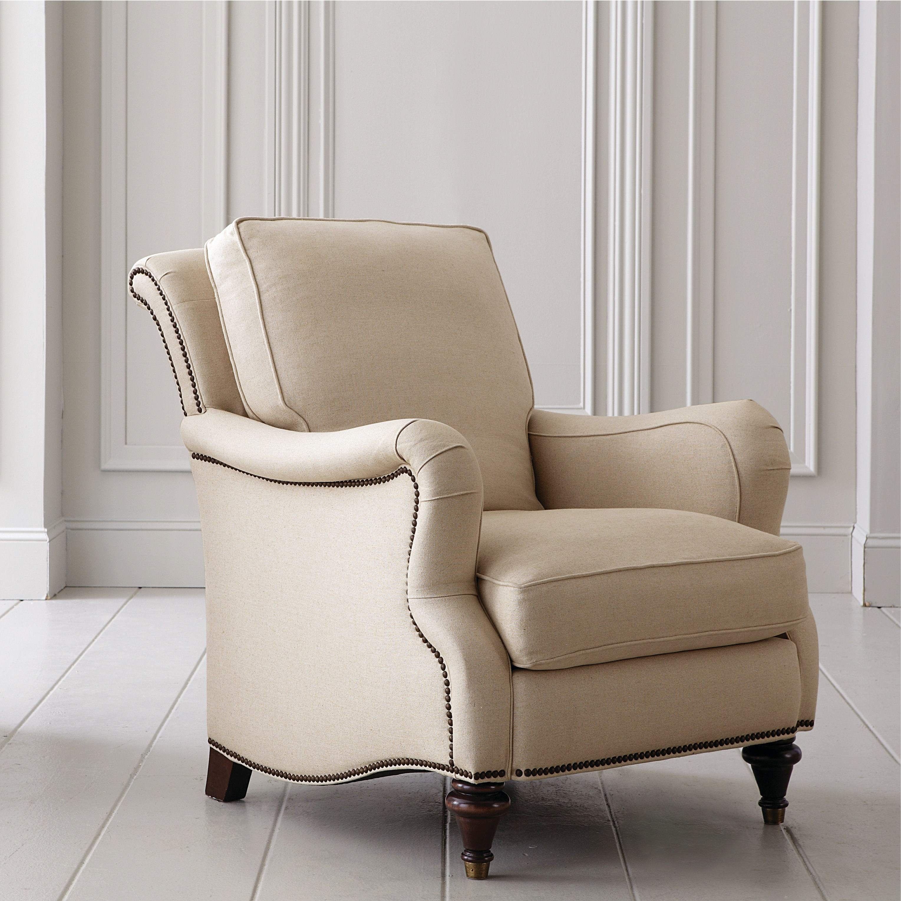 Oxford Accent Chair by Bassett at Fashion Furniture