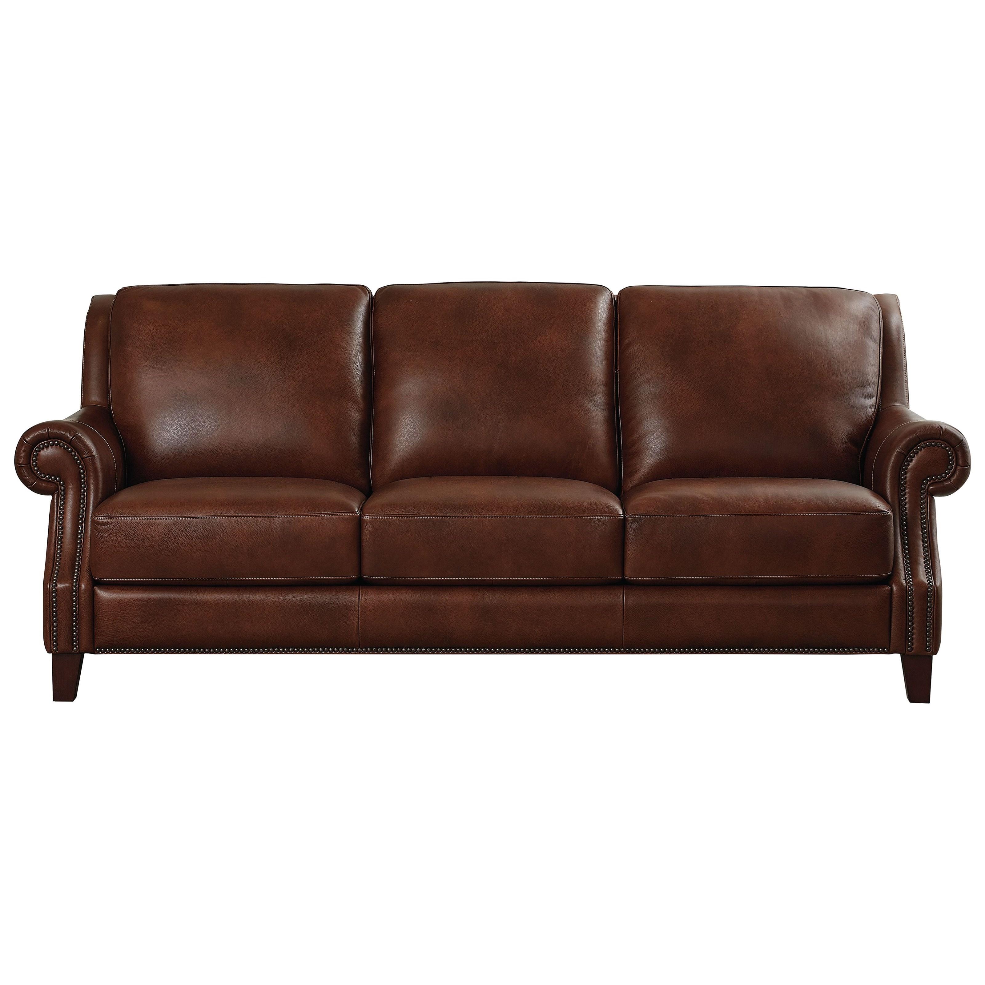 Pierce Sofa by Bassett at Wilcox Furniture