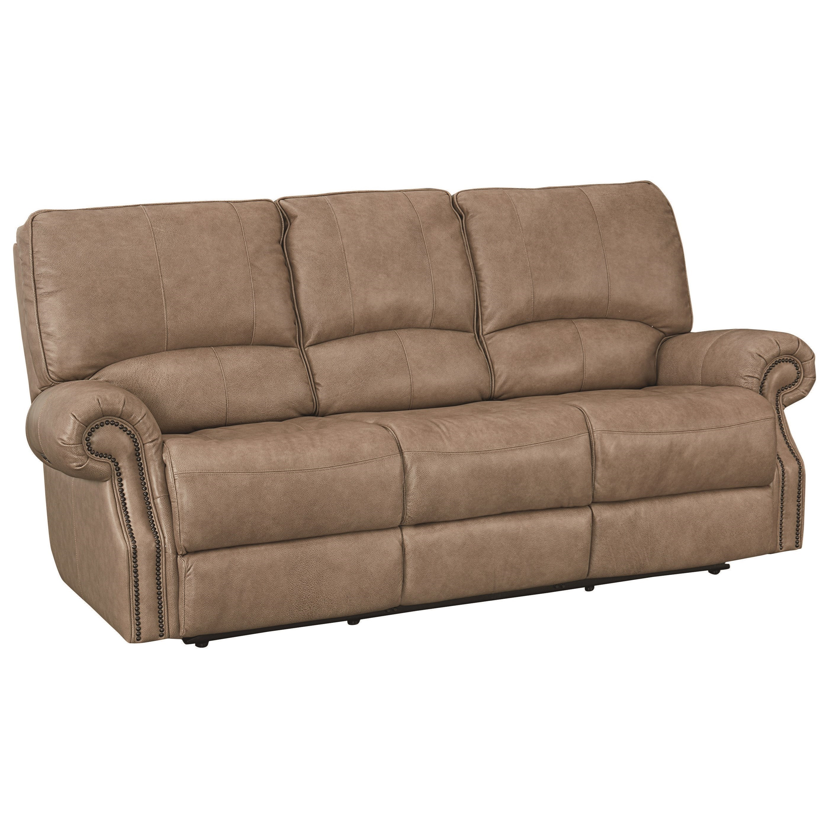 Prescott Power Motion Sofa by Bassett at Johnny Janosik