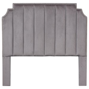 Queen Size Customizable Upholstered Headboard