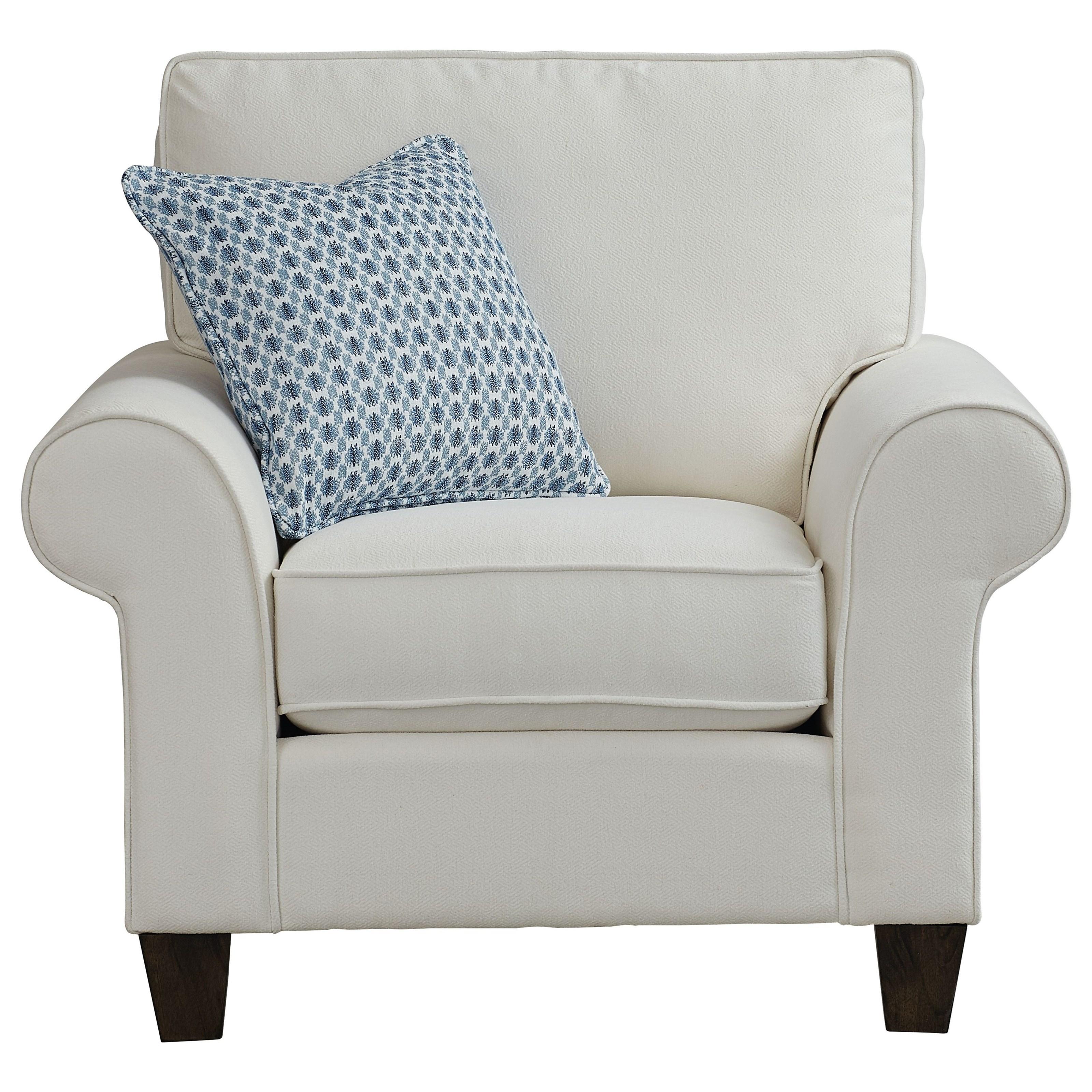 Sanderson Chair by Bassett at Bassett of Cool Springs