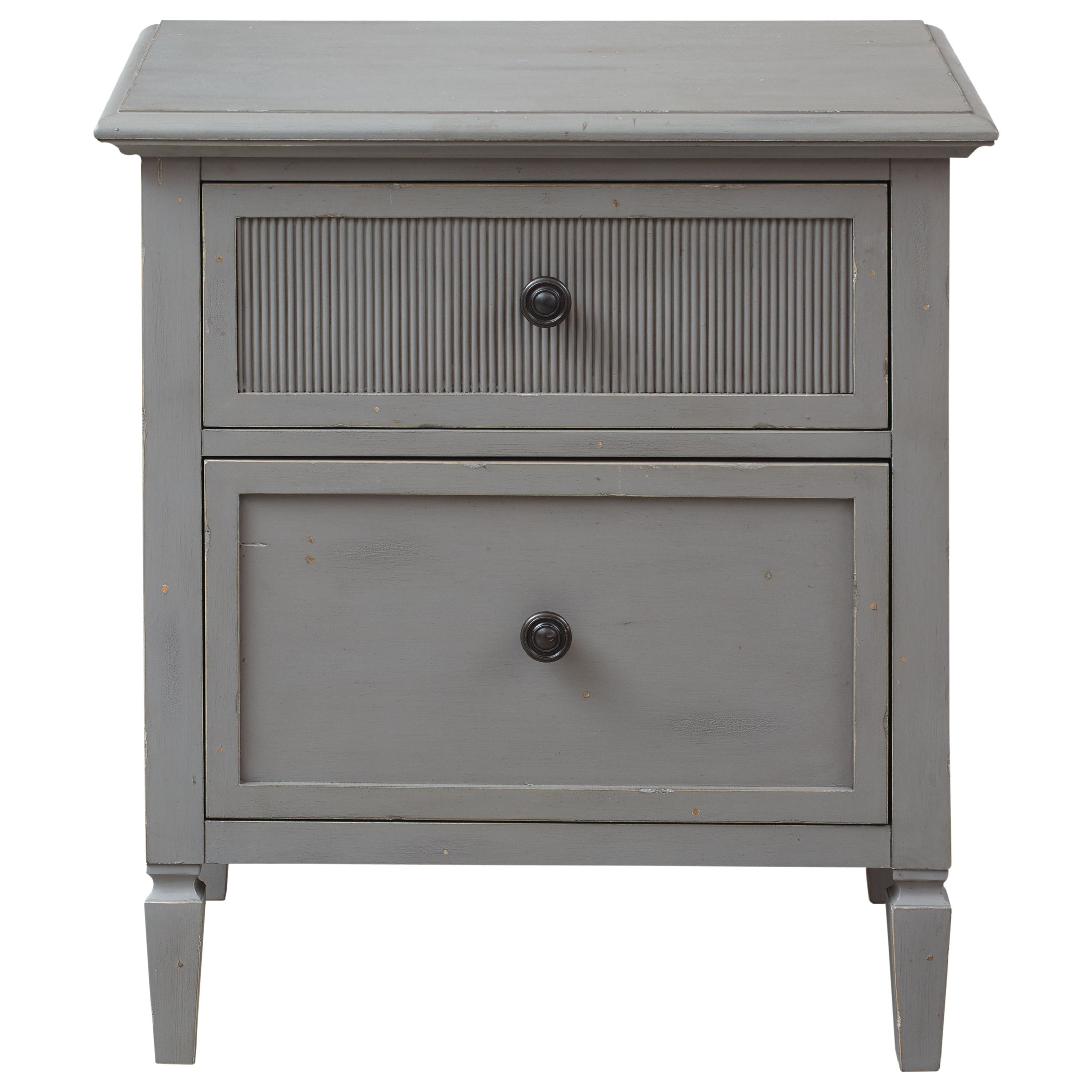 Shoreline Nightstand by Bassett at Williams & Kay