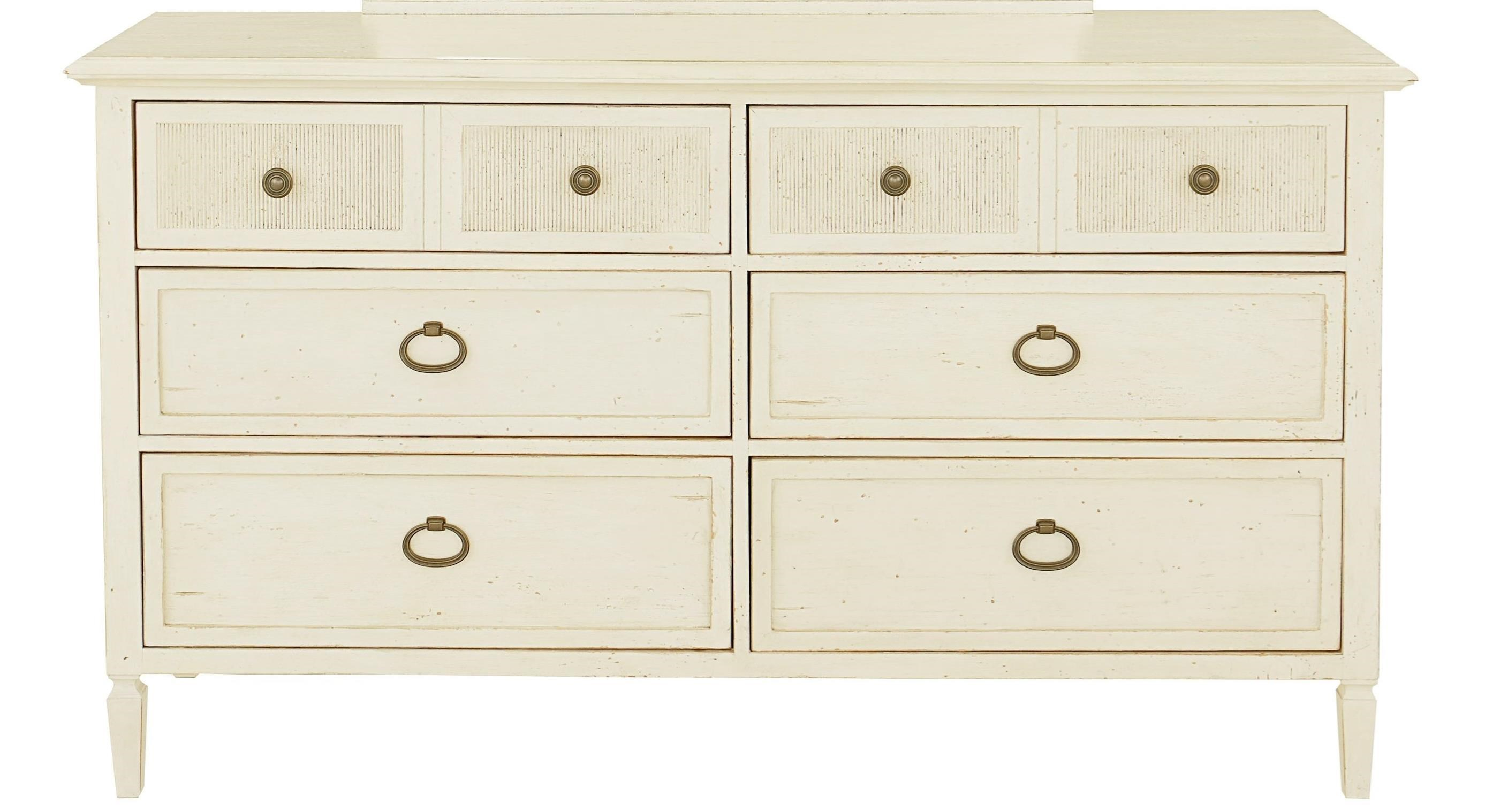 Shoreline Dresser by Bassett at Suburban Furniture