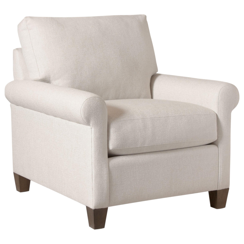 Spencer Chair by Bassett at Bassett of Cool Springs