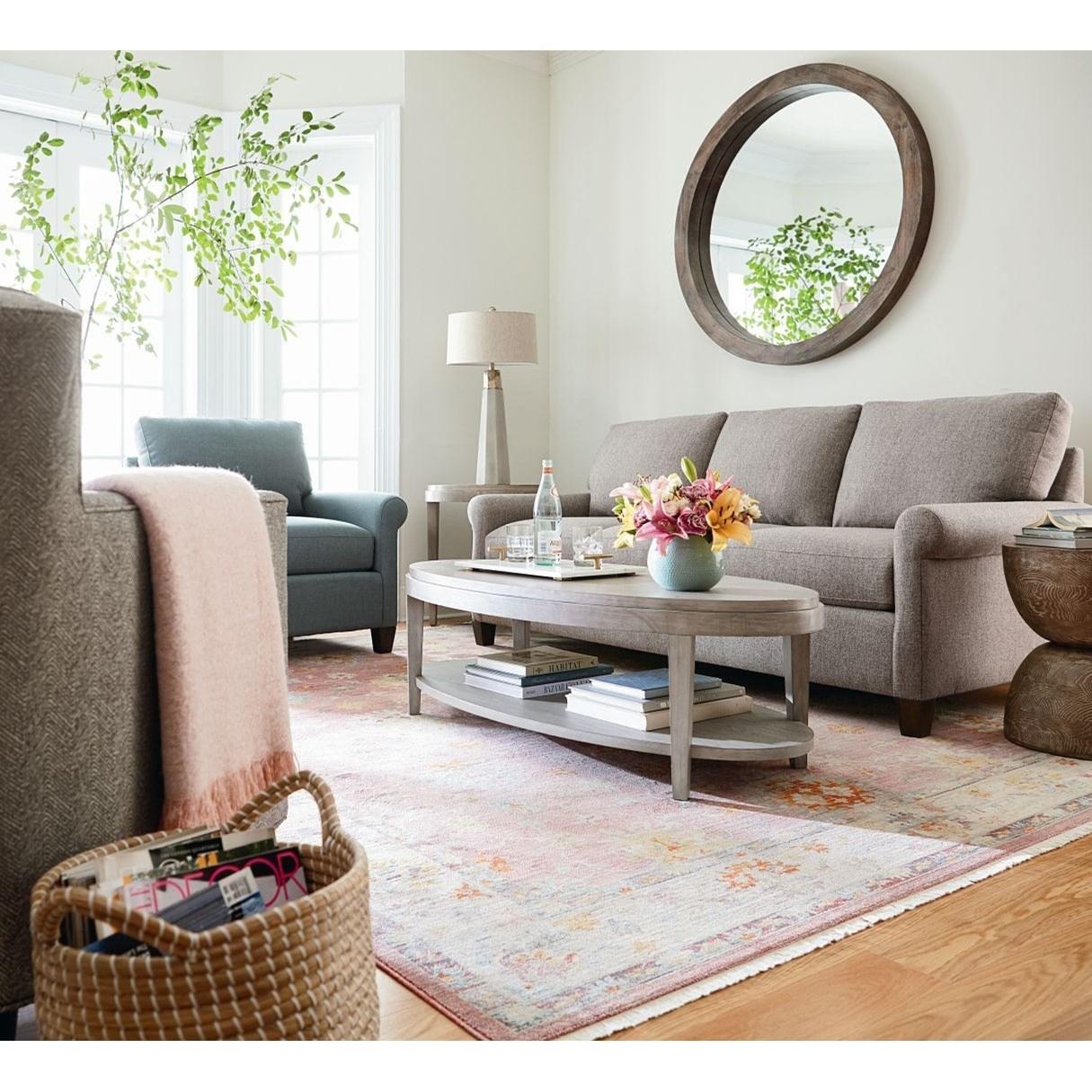 Spencer Sofa by Bassett at Bassett of Cool Springs