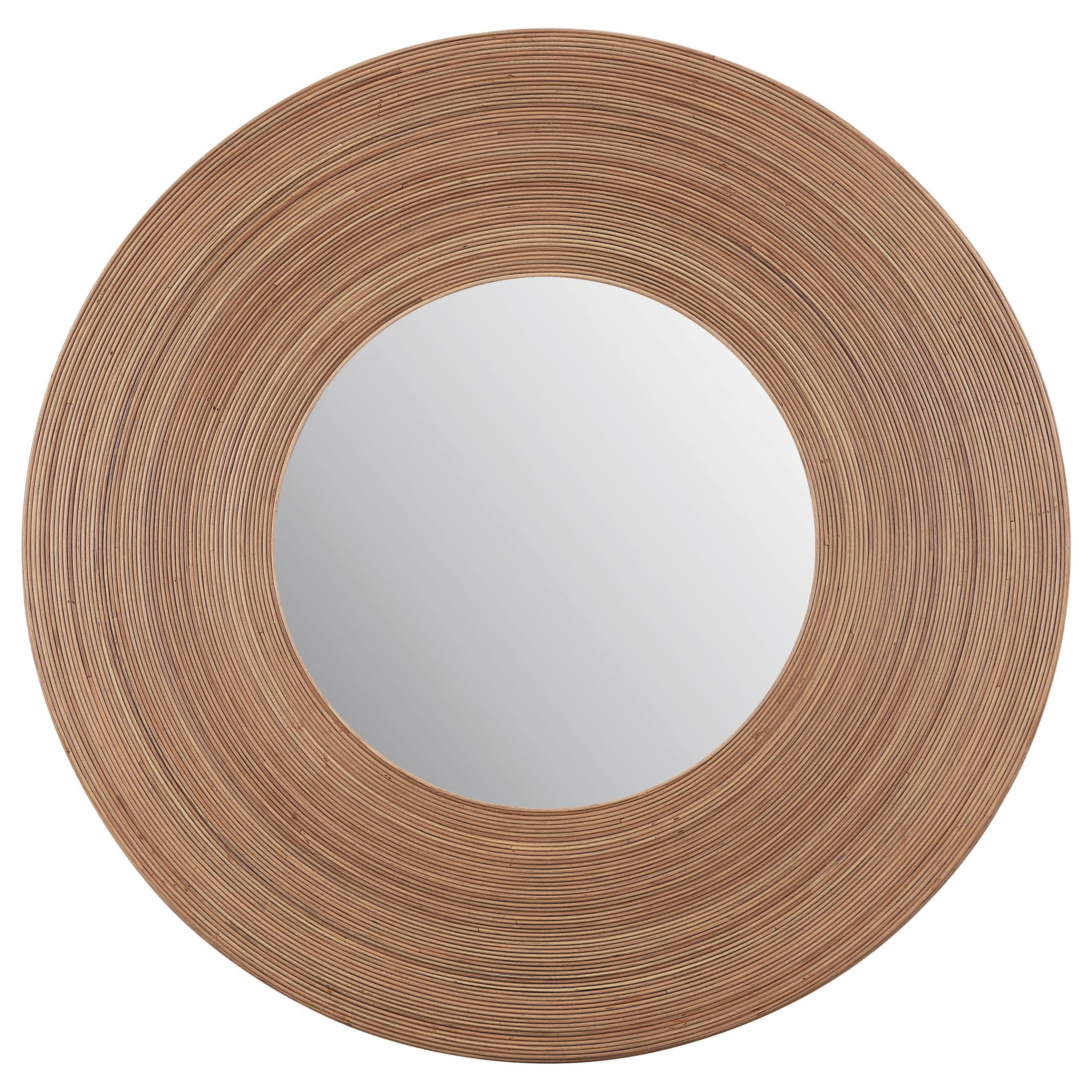 Stamford Round Wall Mirror by Bassett at Bassett of Cool Springs