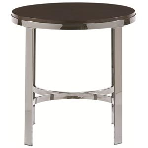 Bassett Sterling Round End Table
