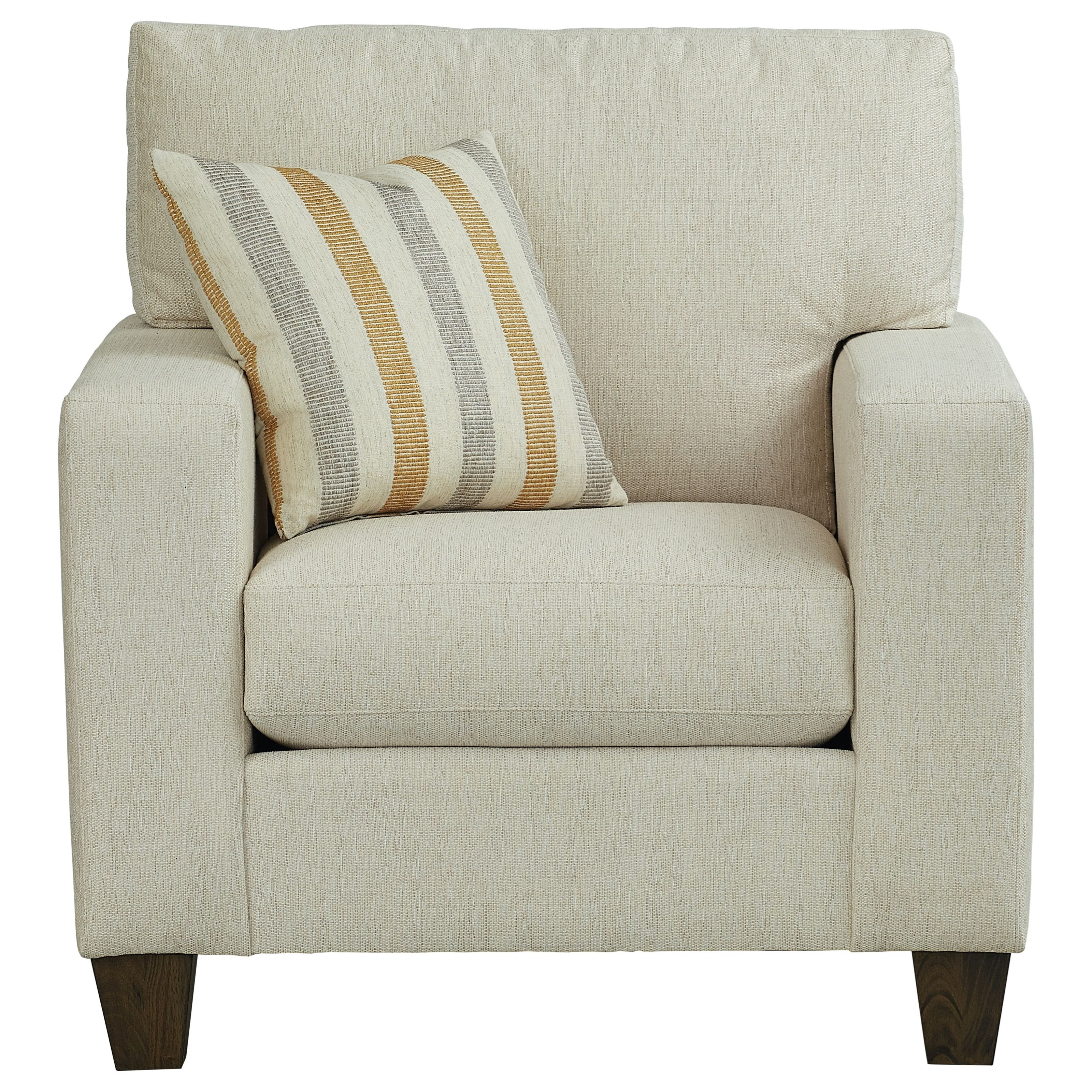 Tate Chair by Bassett at Bassett of Cool Springs