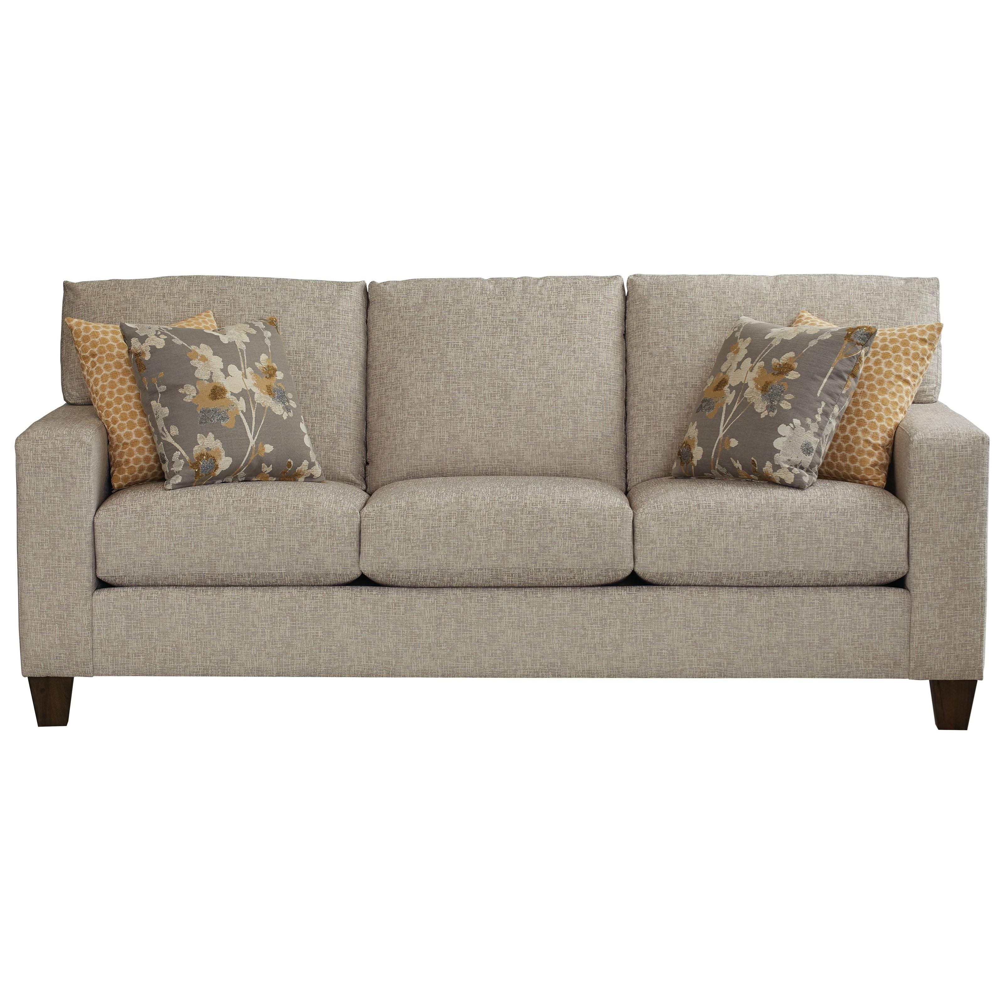Tate Sofa by Bassett at Bassett of Cool Springs