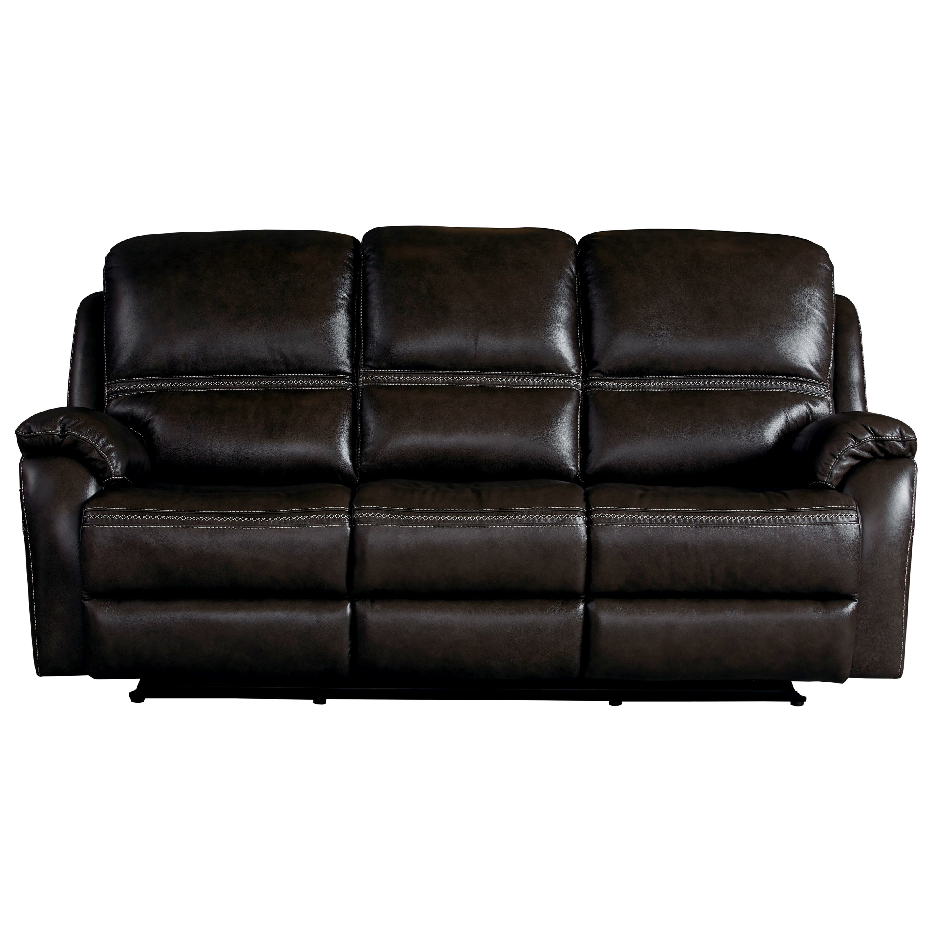 Williams - Club Level by Bassett Power Reclining Sofa by Bassett at Bassett of Cool Springs