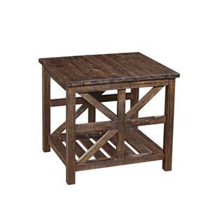 Drake Rectangle End Table