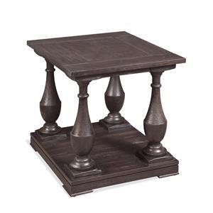 Hanover Rectangle End Table