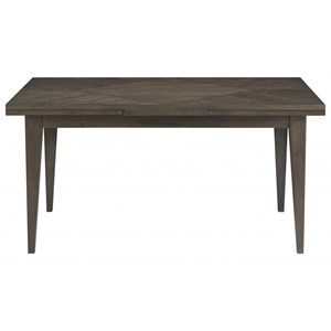 Samara Refectory Table with Leaves