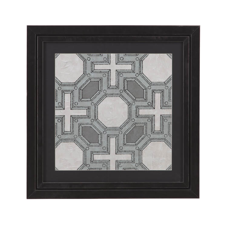 Belgian Luxe Caisson I by Bassett Mirror at Alison Craig Home Furnishings