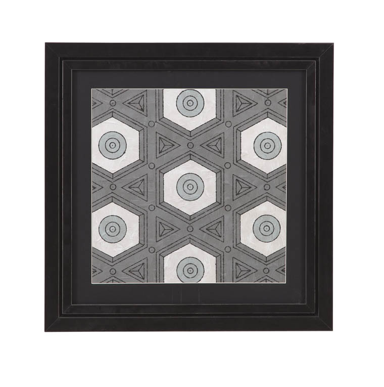 Belgian Luxe Caisson II by Bassett Mirror at Alison Craig Home Furnishings
