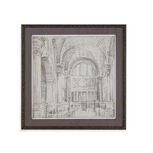 Interior Architectual Study IV