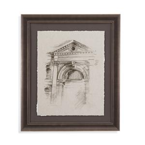 Charcoal Architectural StudyII