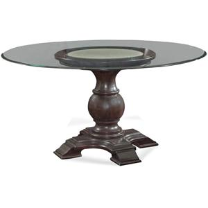 Bassett Mirror Belgian Luxe Round Table