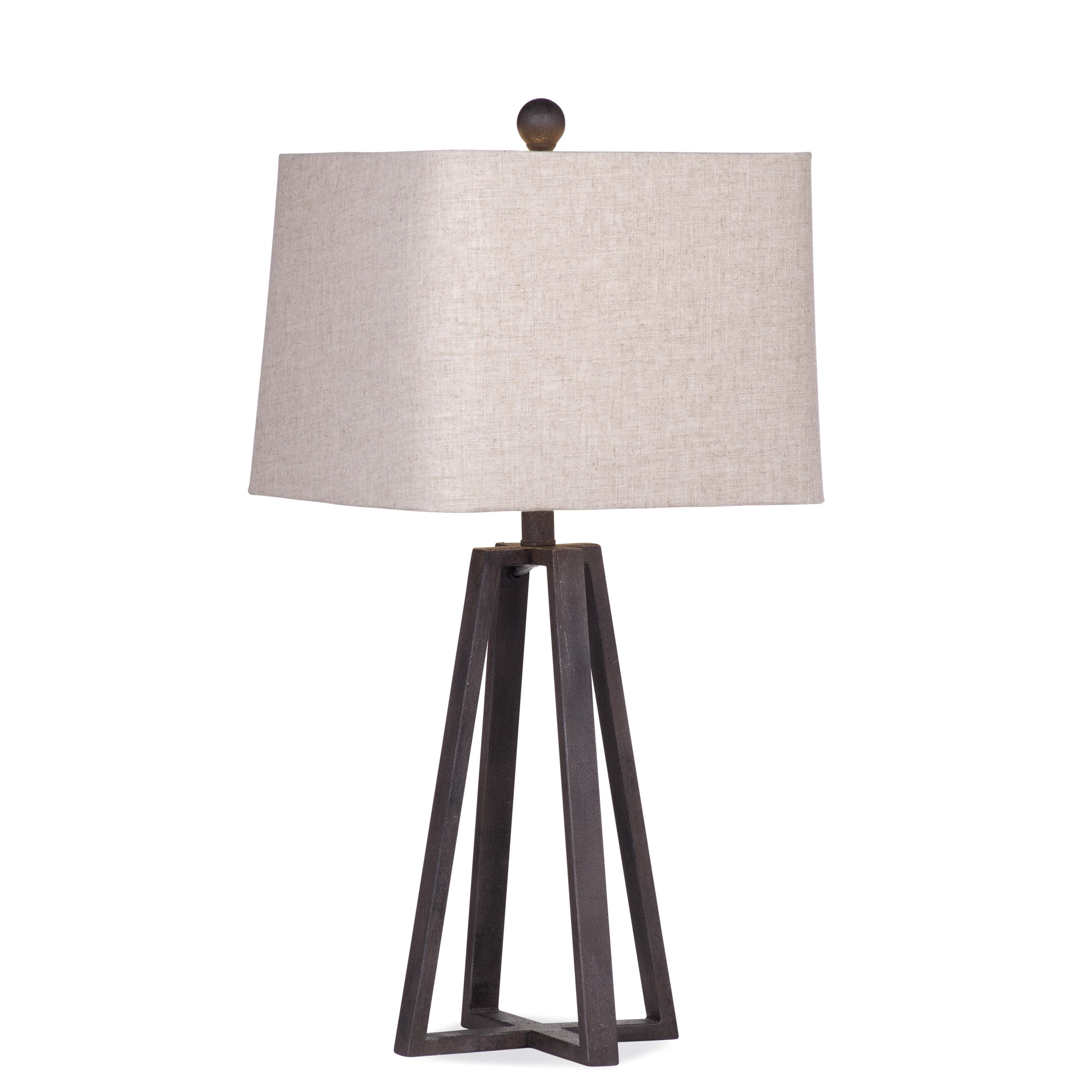 Belgian Luxe Denison Table Lamp by Bassett Mirror at Rooms for Less