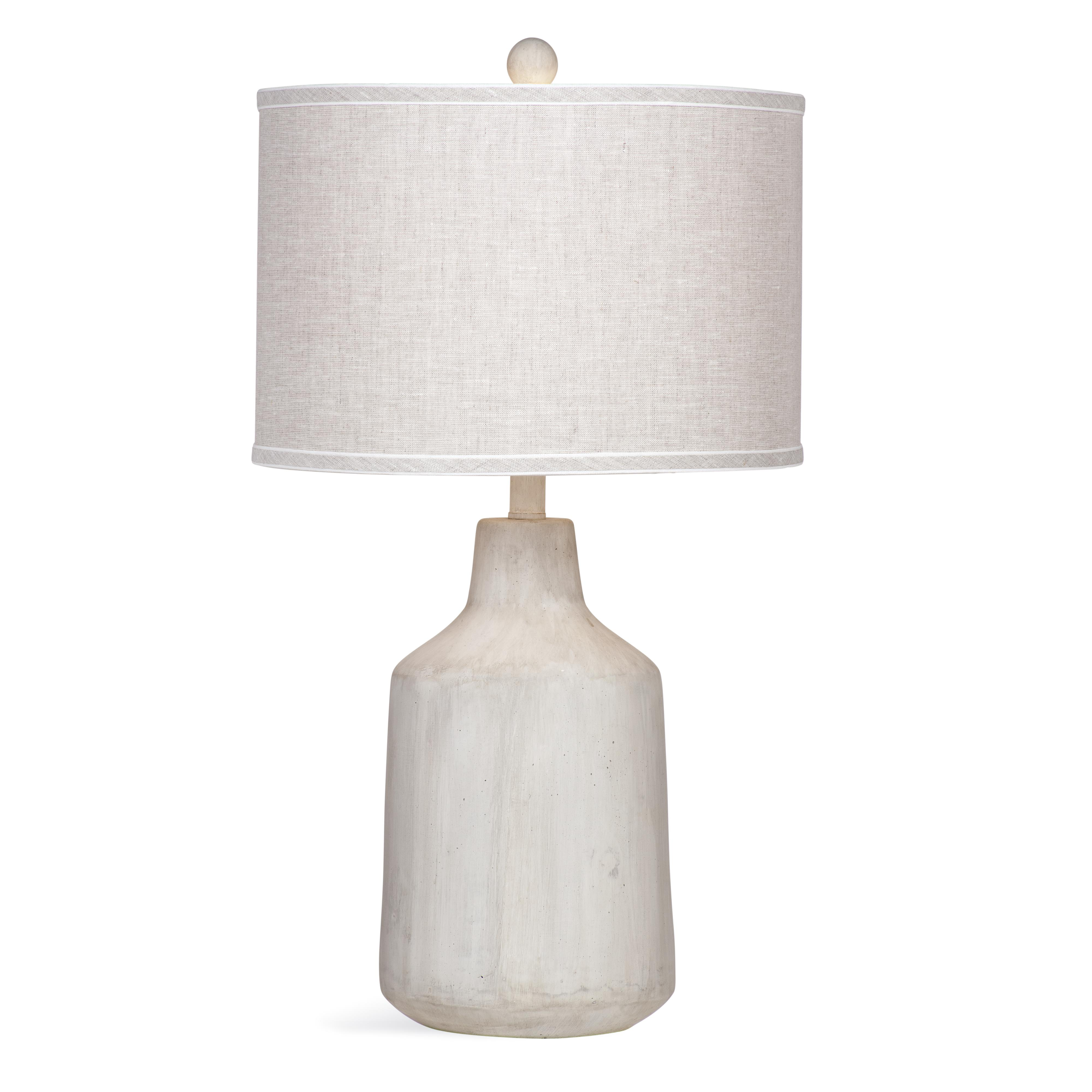 Belgian Luxe Dalton Table Lamp by Bassett Mirror at Alison Craig Home Furnishings