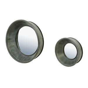 Porthole Wall Mirror Set/2
