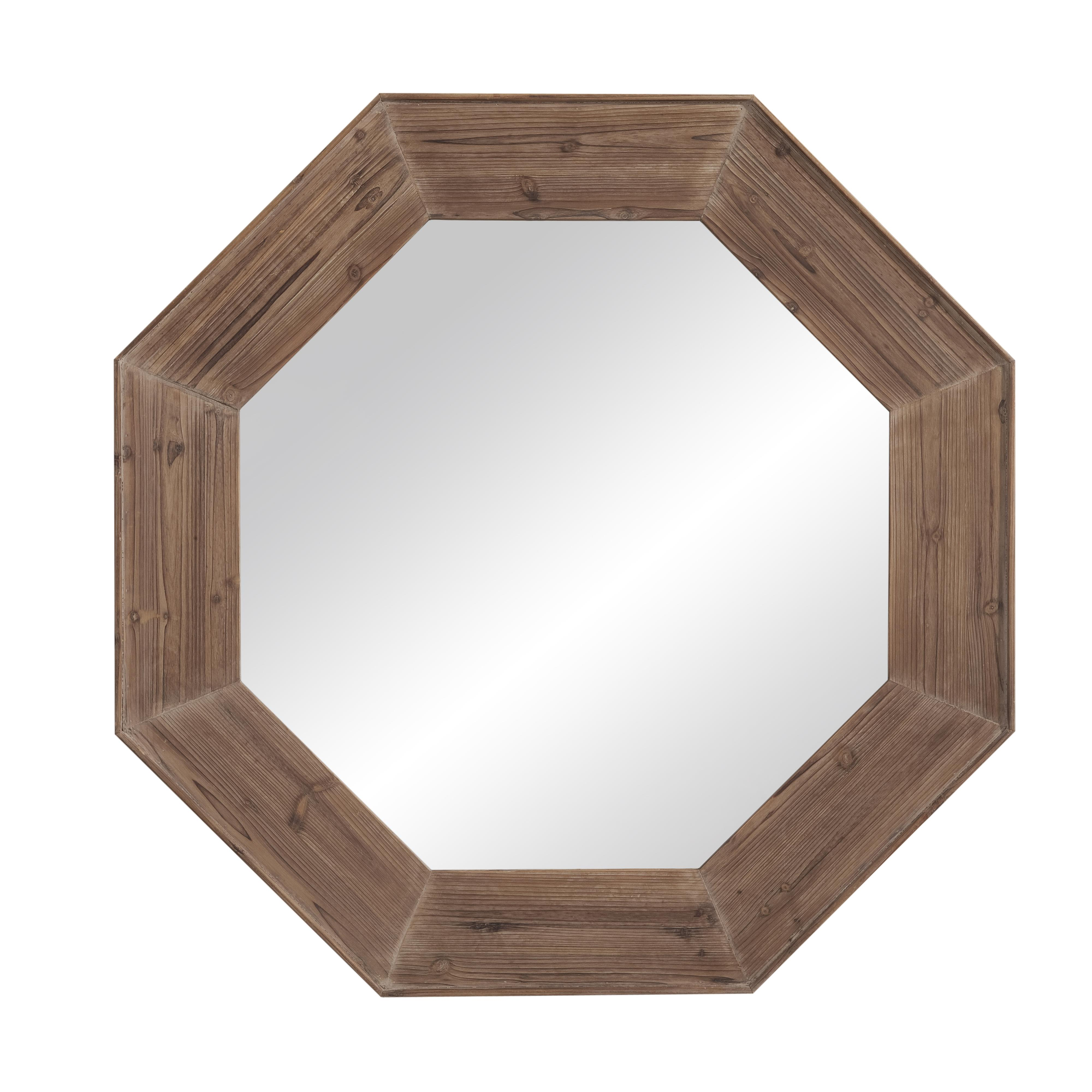 Belgian Luxe Granby Wall Mirror by Bassett Mirror at Alison Craig Home Furnishings
