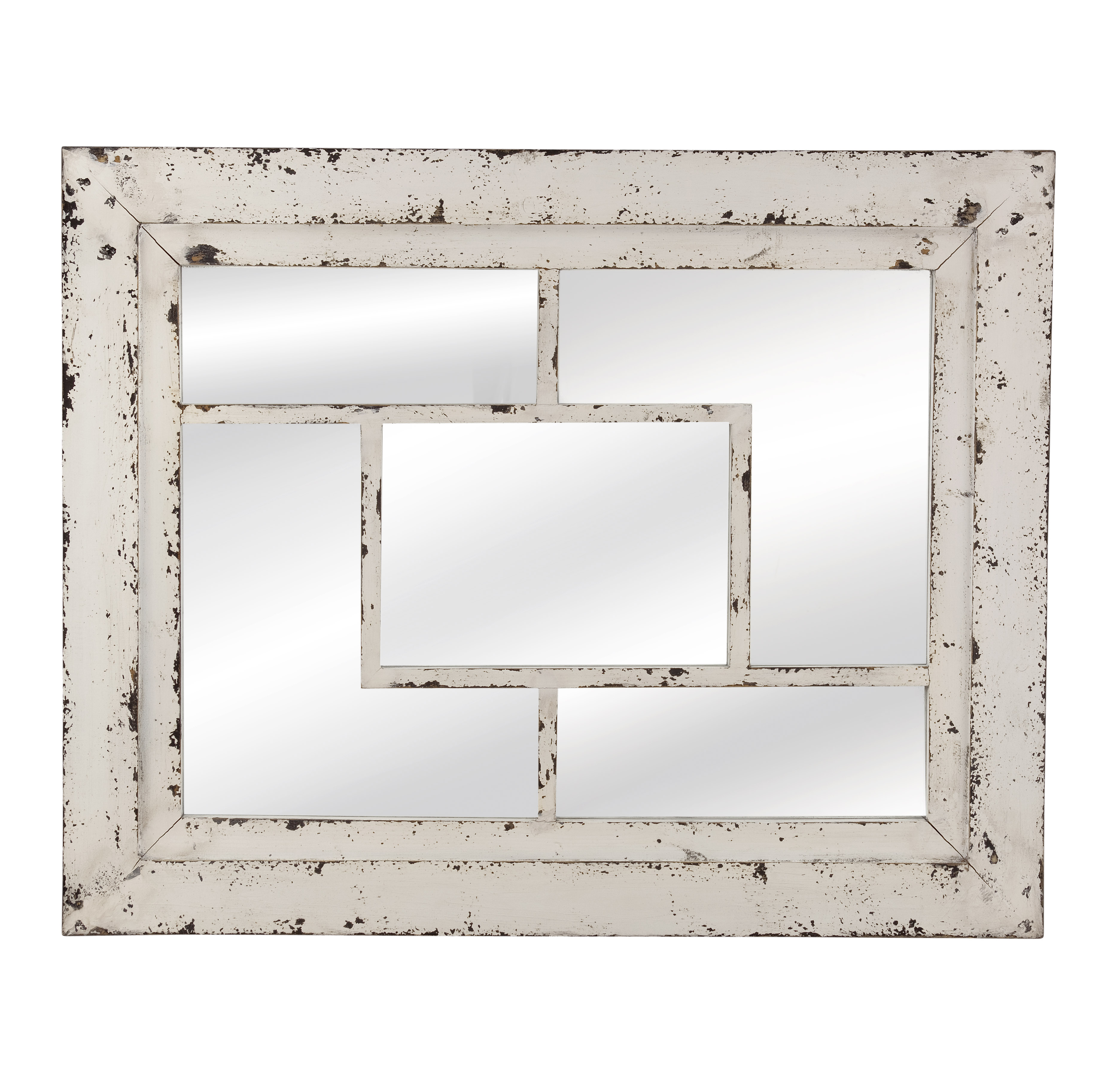 Belgian Luxe Harper Wall Mirror by Bassett Mirror at Alison Craig Home Furnishings