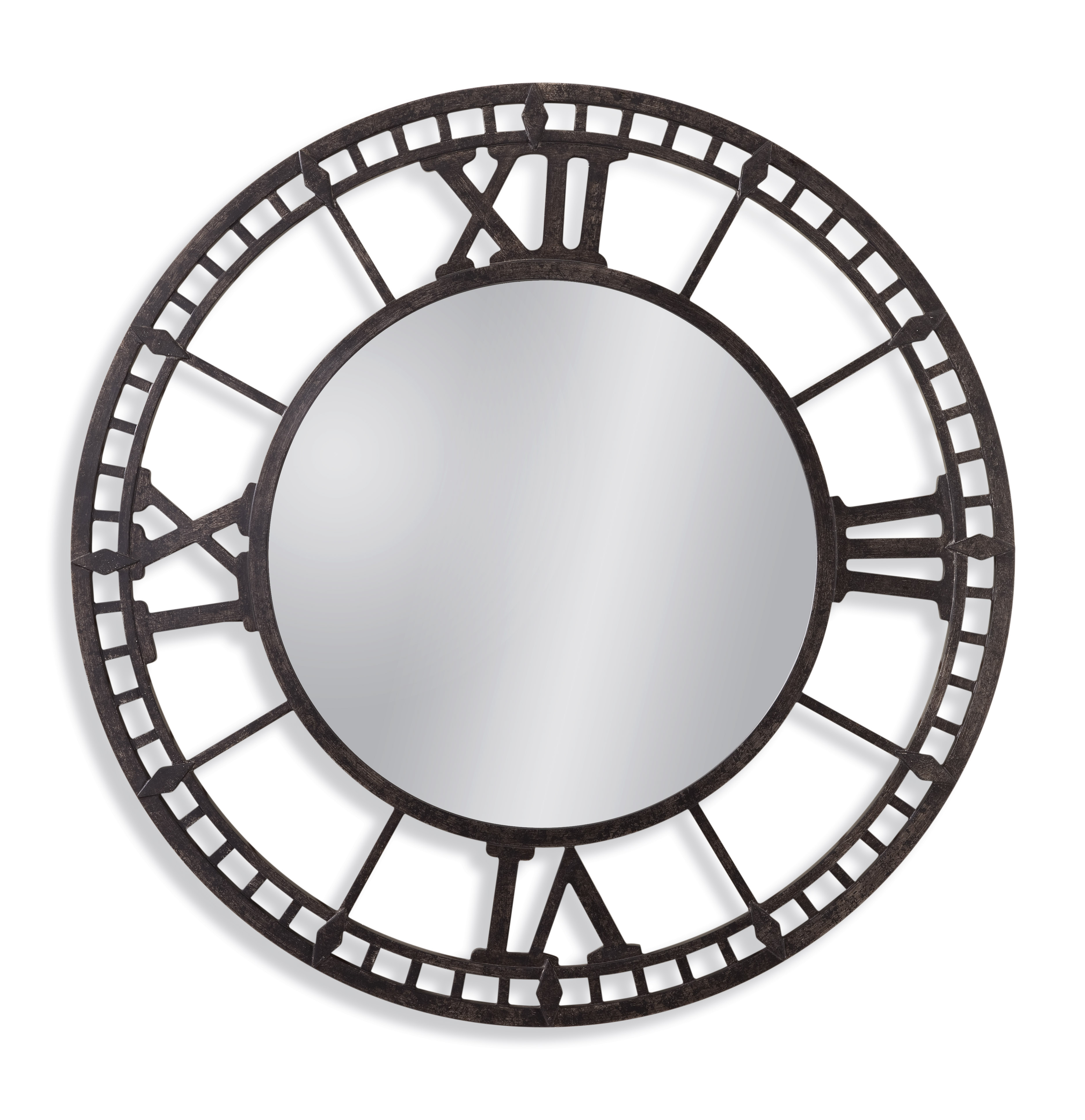Belgian Luxe Ladson Wall Mirror by Bassett Mirror at Alison Craig Home Furnishings