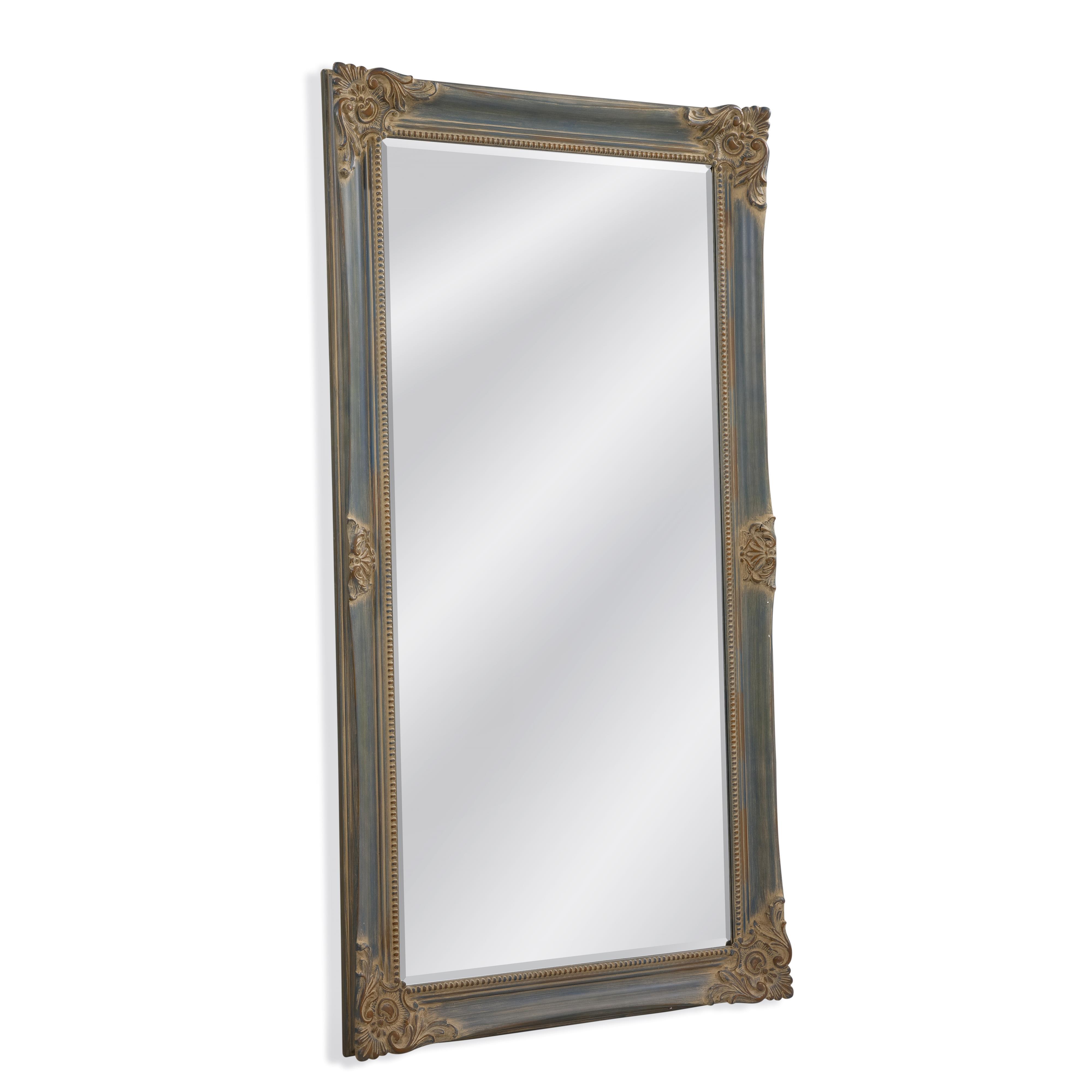 Belgian Luxe Belton Leaner Mirror by Bassett Mirror at Alison Craig Home Furnishings