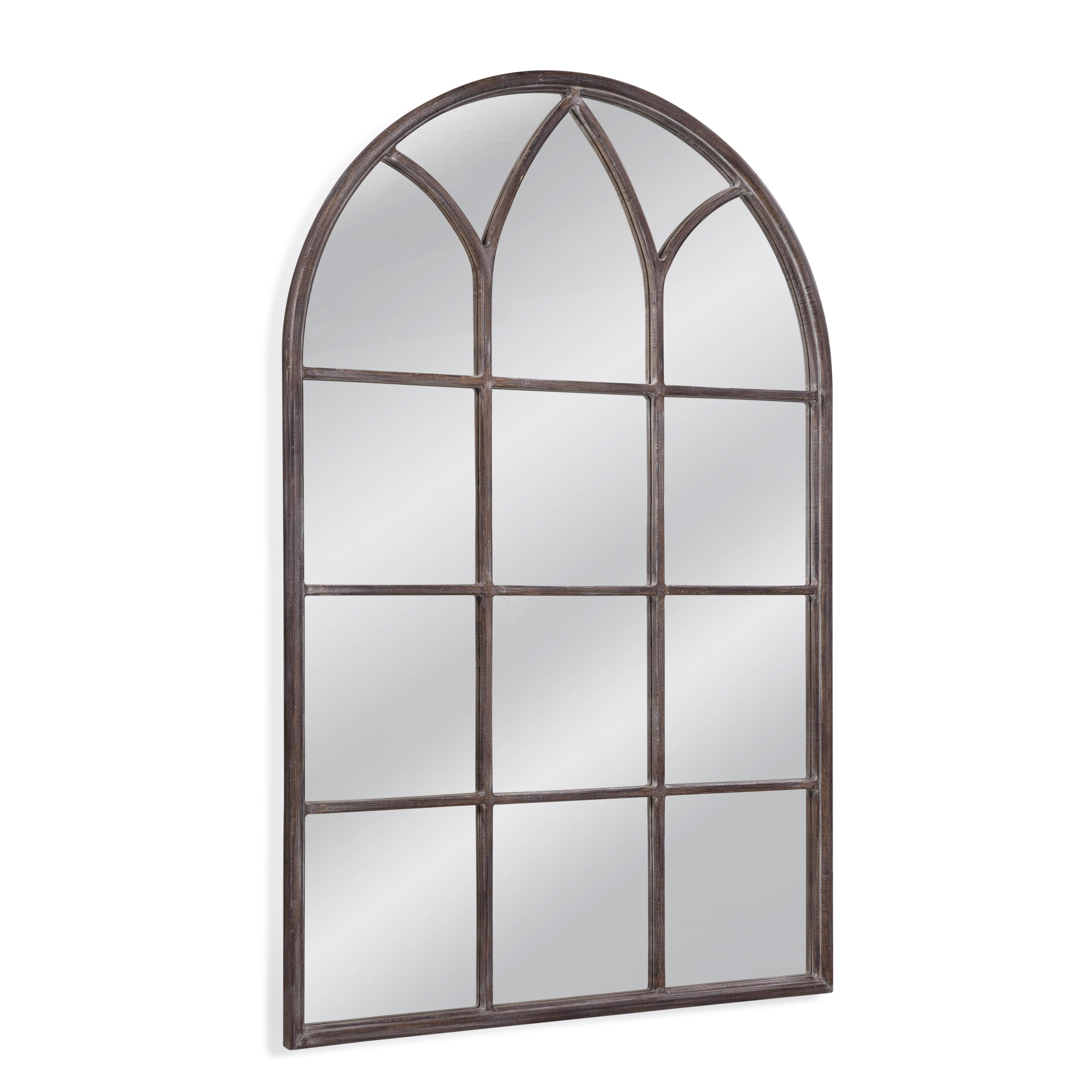 Belgian Luxe Pinole Leaner Mirror by Bassett Mirror at Alison Craig Home Furnishings