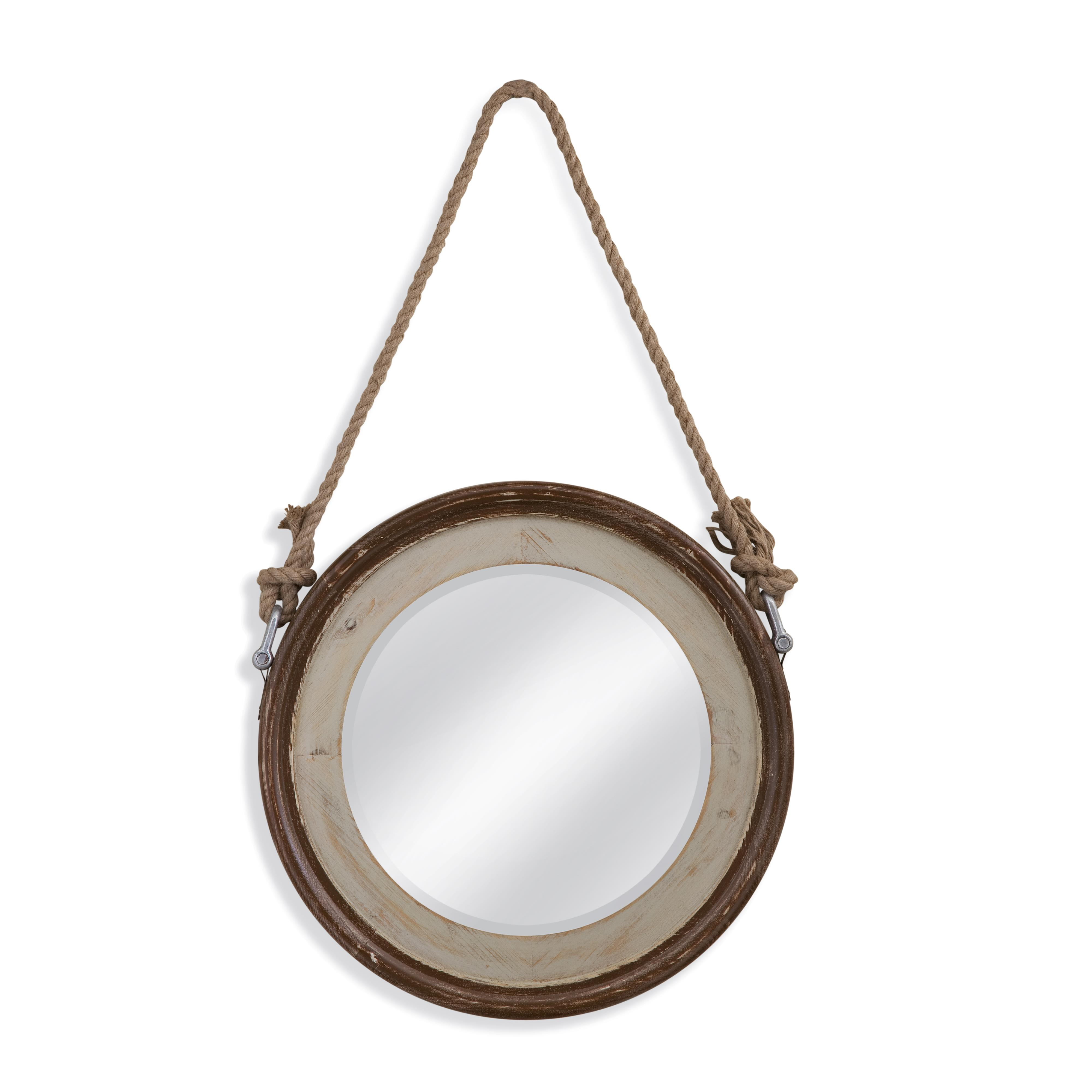 Belgian Luxe Medon Wall Mirror by Bassett Mirror at Alison Craig Home Furnishings