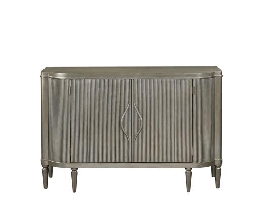Hollywood Glam Vanesta Server by Bassett Mirror at Lapeer Furniture & Mattress Center
