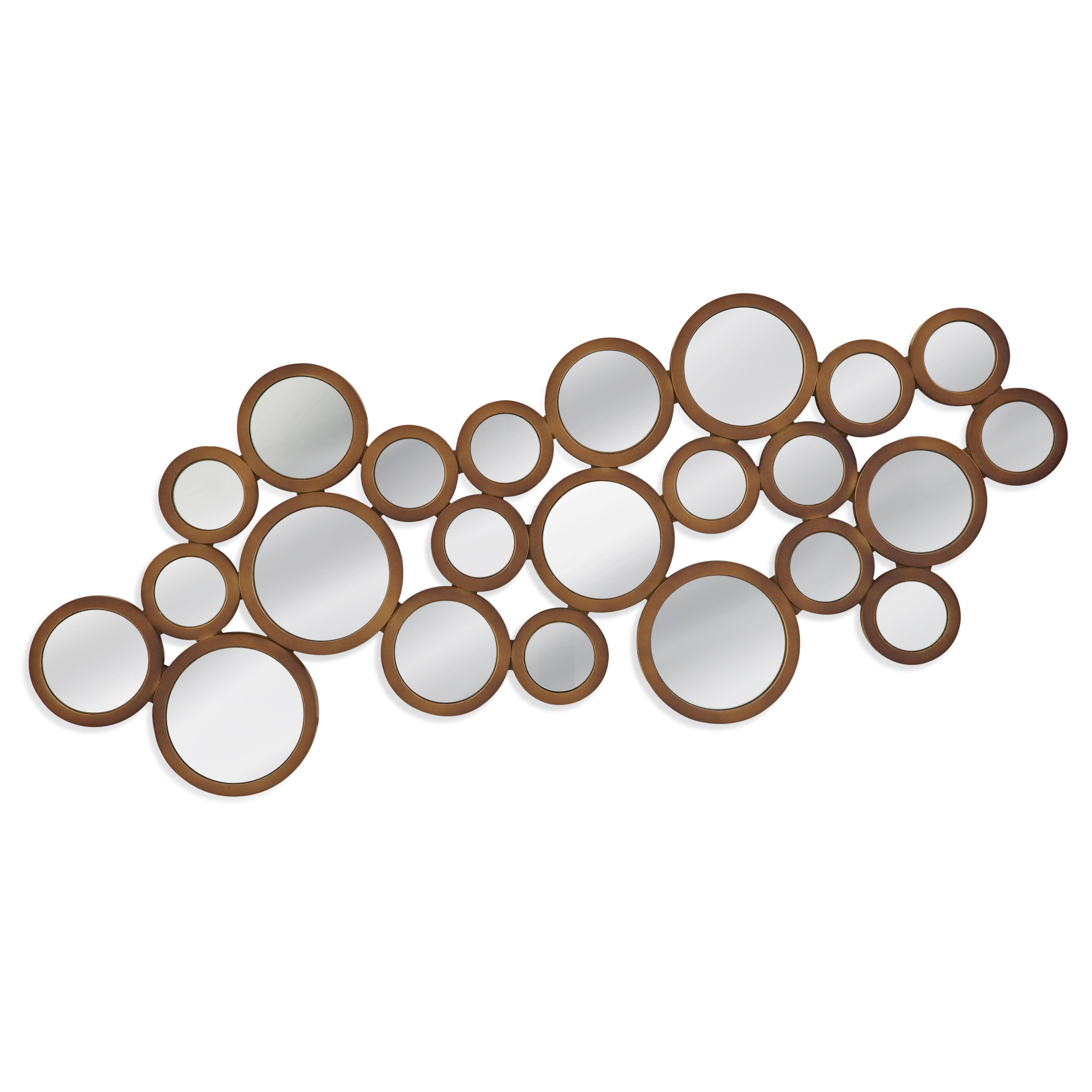 Hollywood Glam Beverly Wall Hanging by Bassett Mirror at Lapeer Furniture & Mattress Center