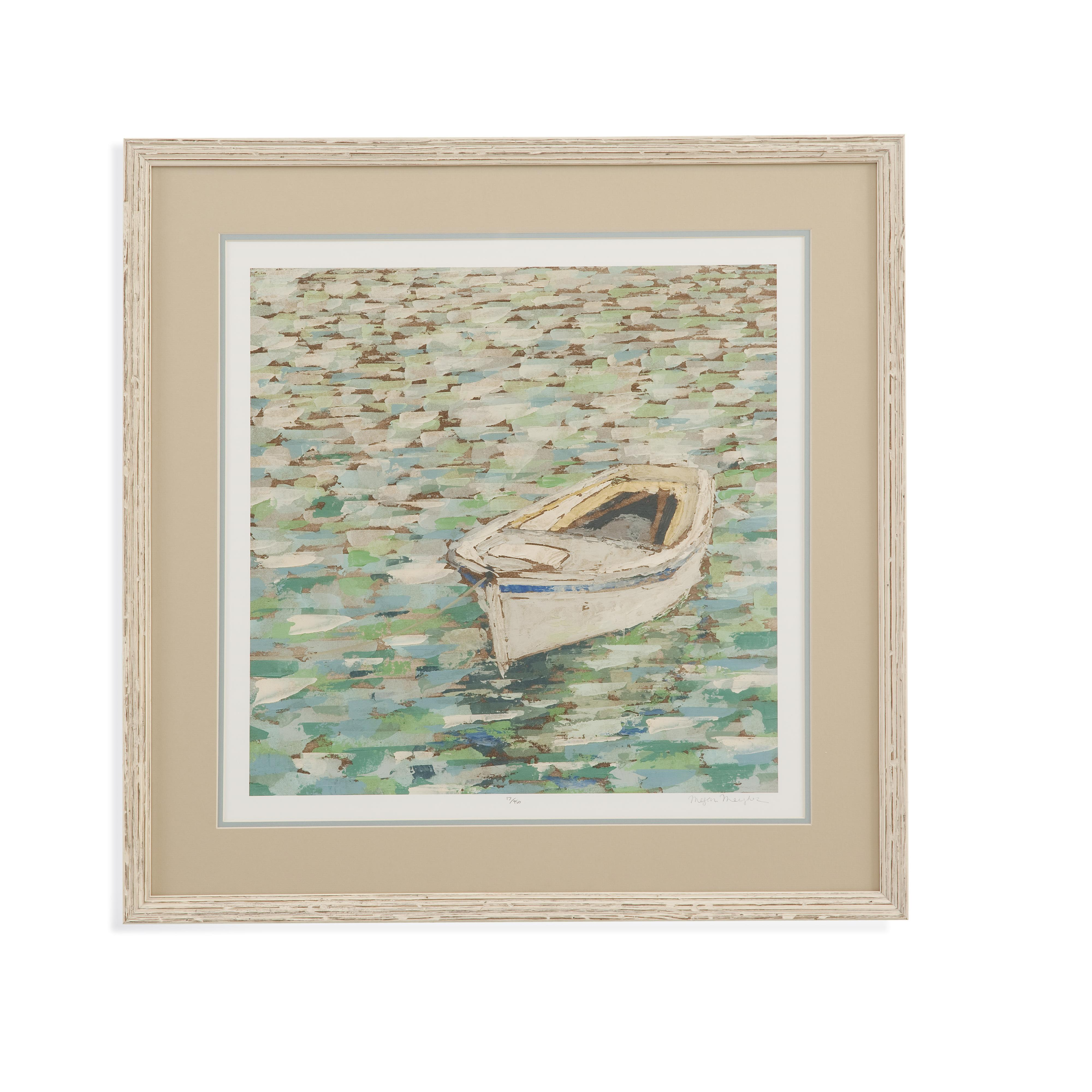 Home Accents On the Pond II by Bassett Mirror at Alison Craig Home Furnishings