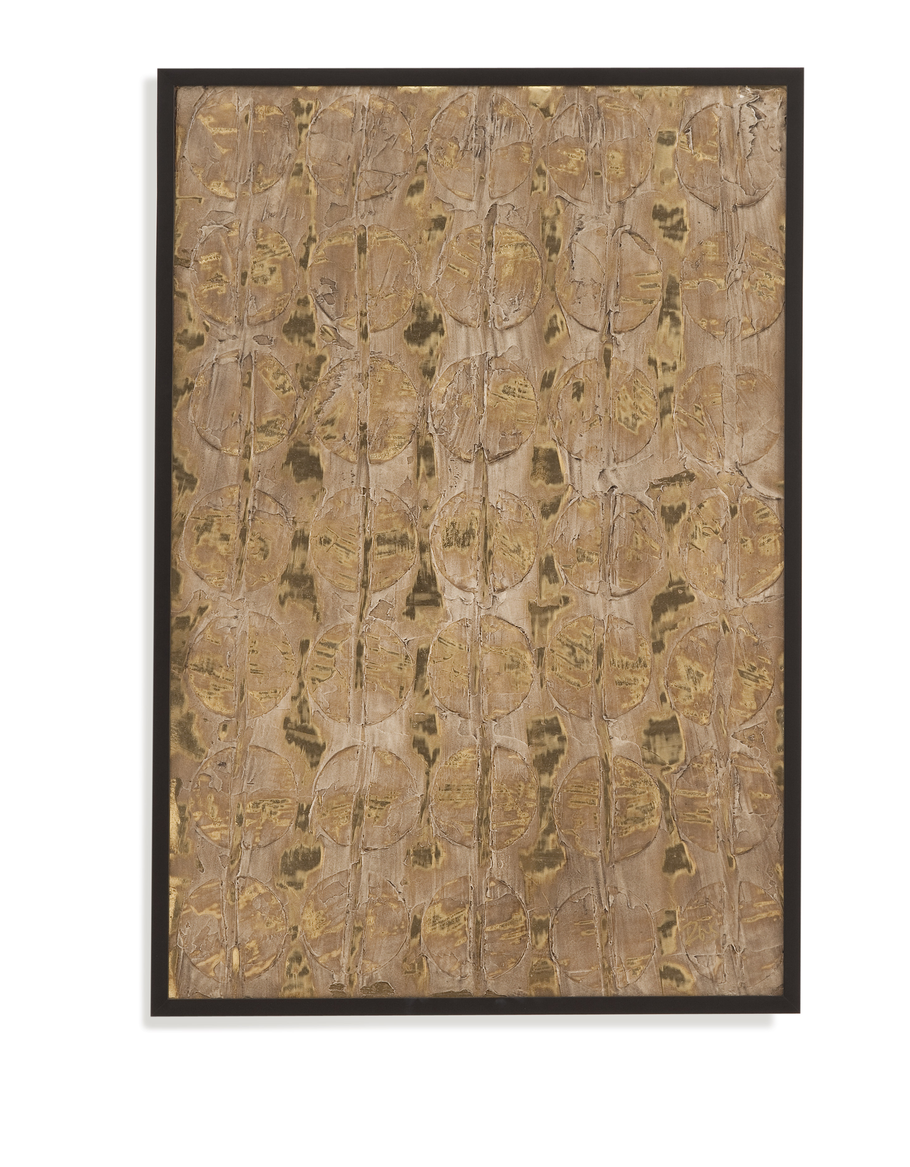 Home Accents Neutral Andaman I by Bassett Mirror at Alison Craig Home Furnishings