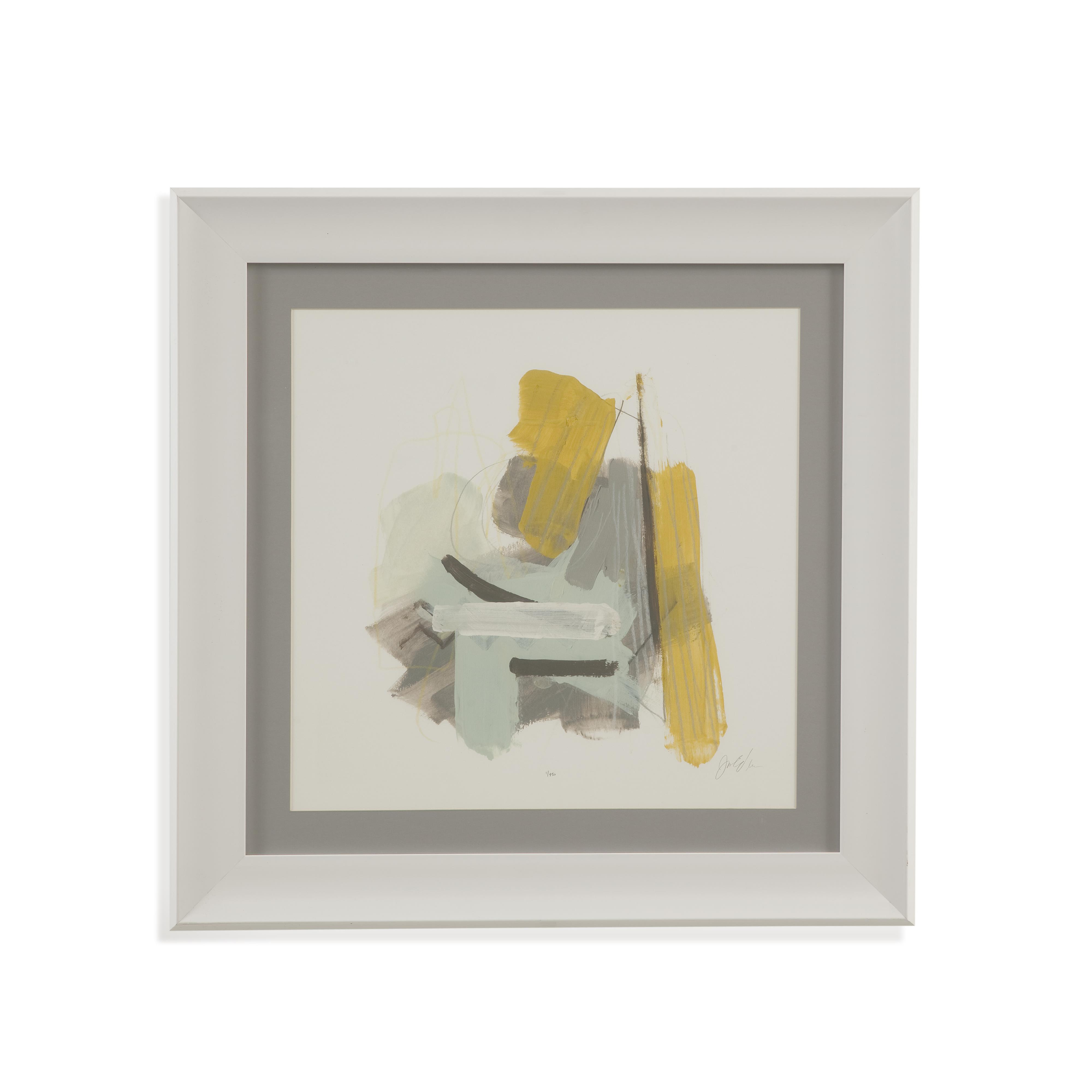 Home Accents Tonal Frequency III by Bassett Mirror at Alison Craig Home Furnishings