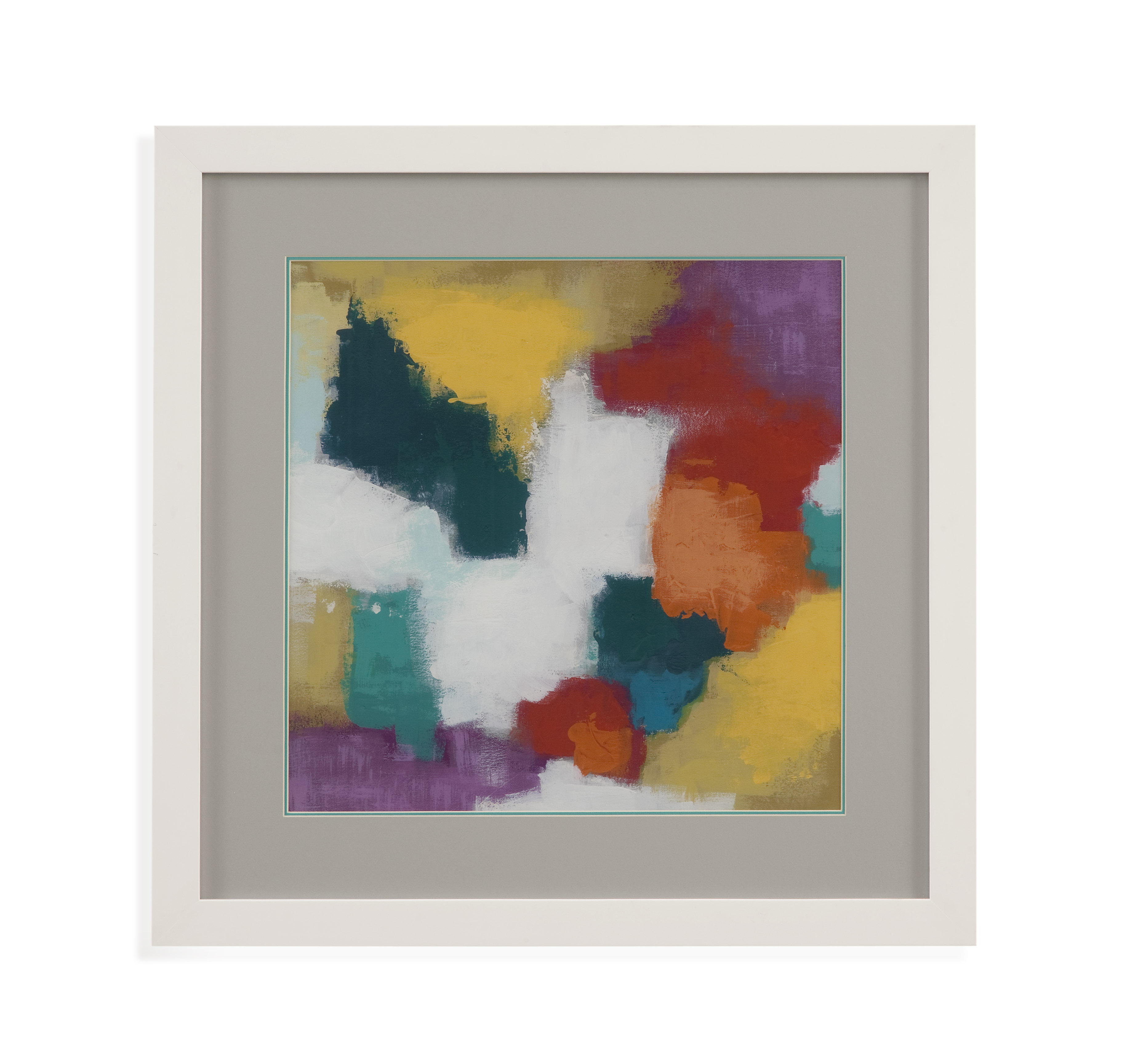Home Accents Color Cascade I by Bassett Mirror at Alison Craig Home Furnishings