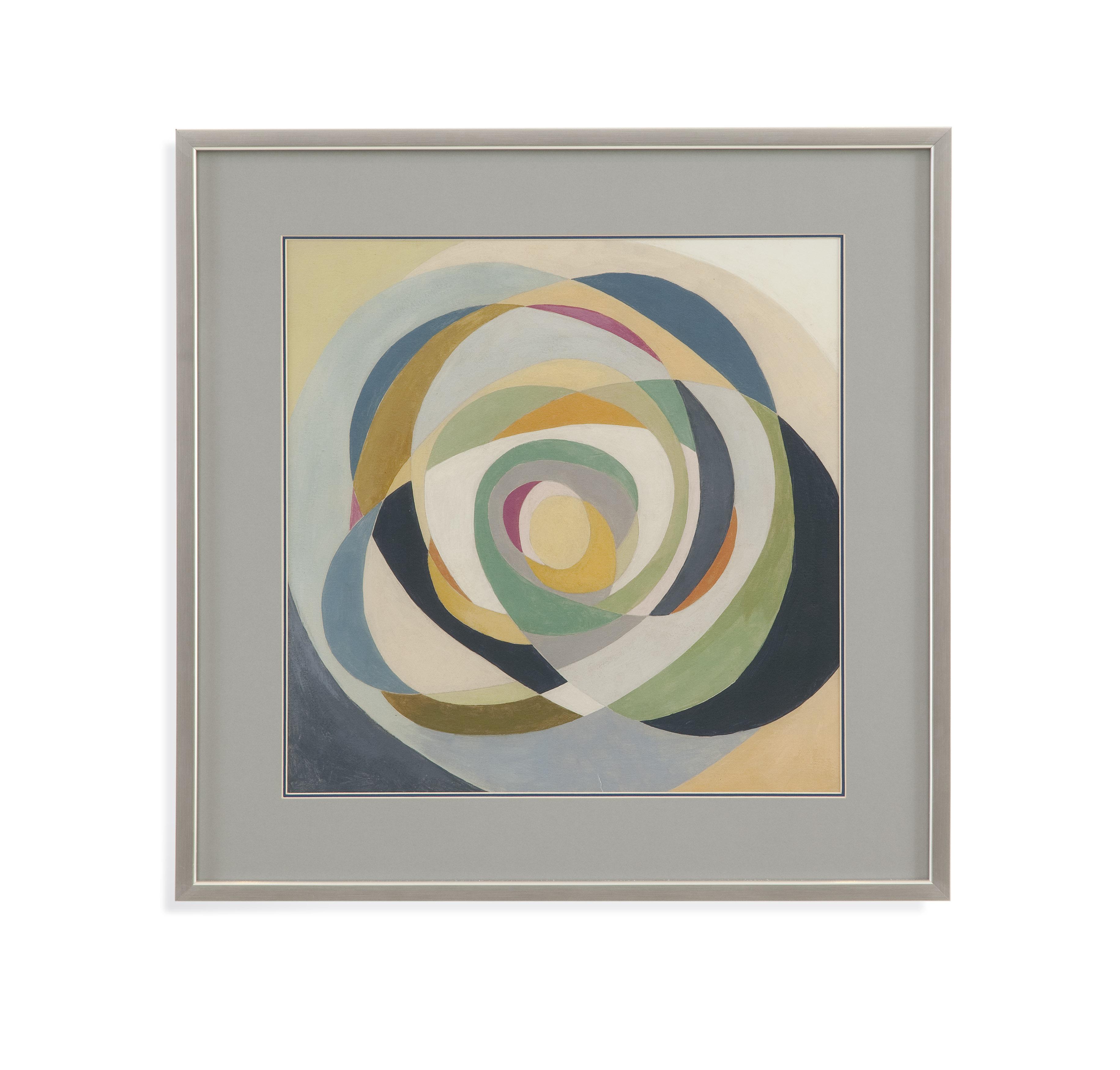 Home Accents Through the Glass II by Bassett Mirror at Bullard Furniture