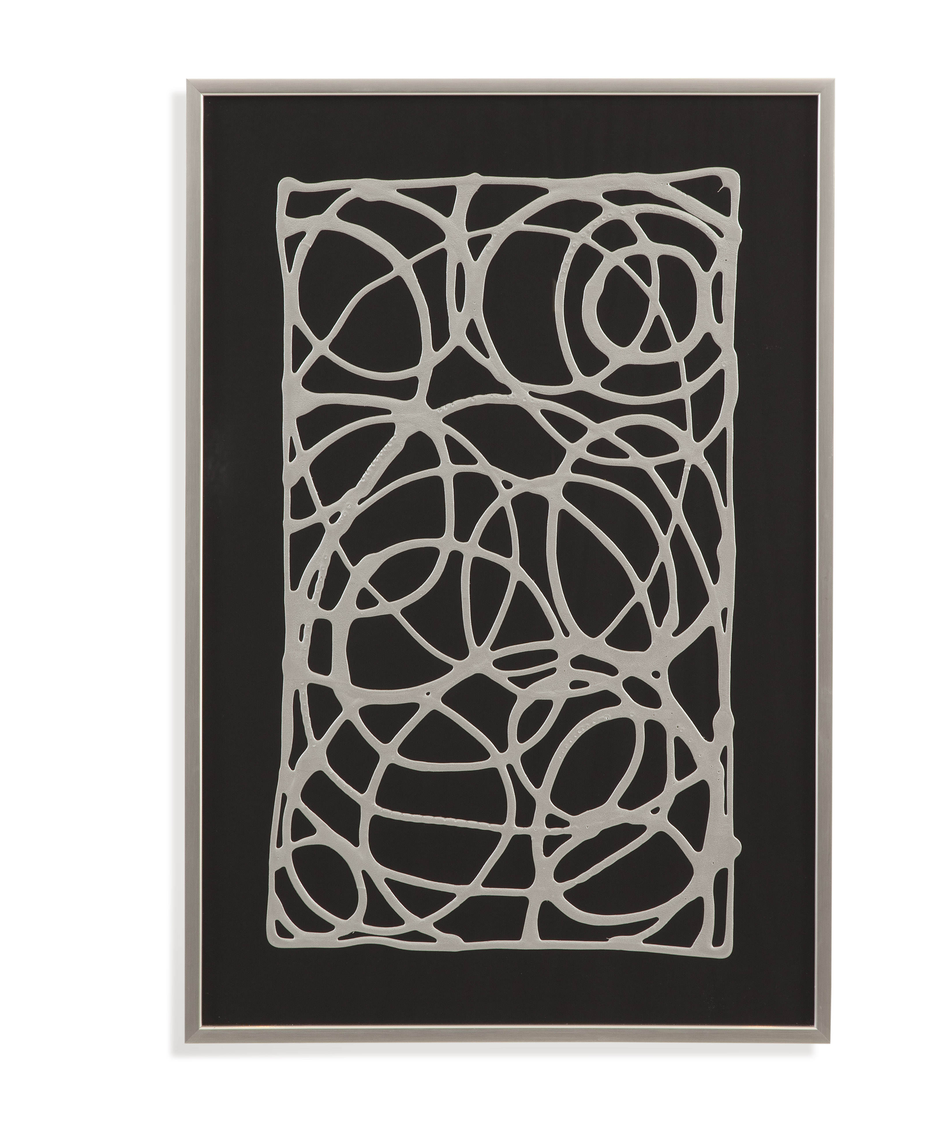 Home Accents Rectangle Decograph by Bassett Mirror at Alison Craig Home Furnishings