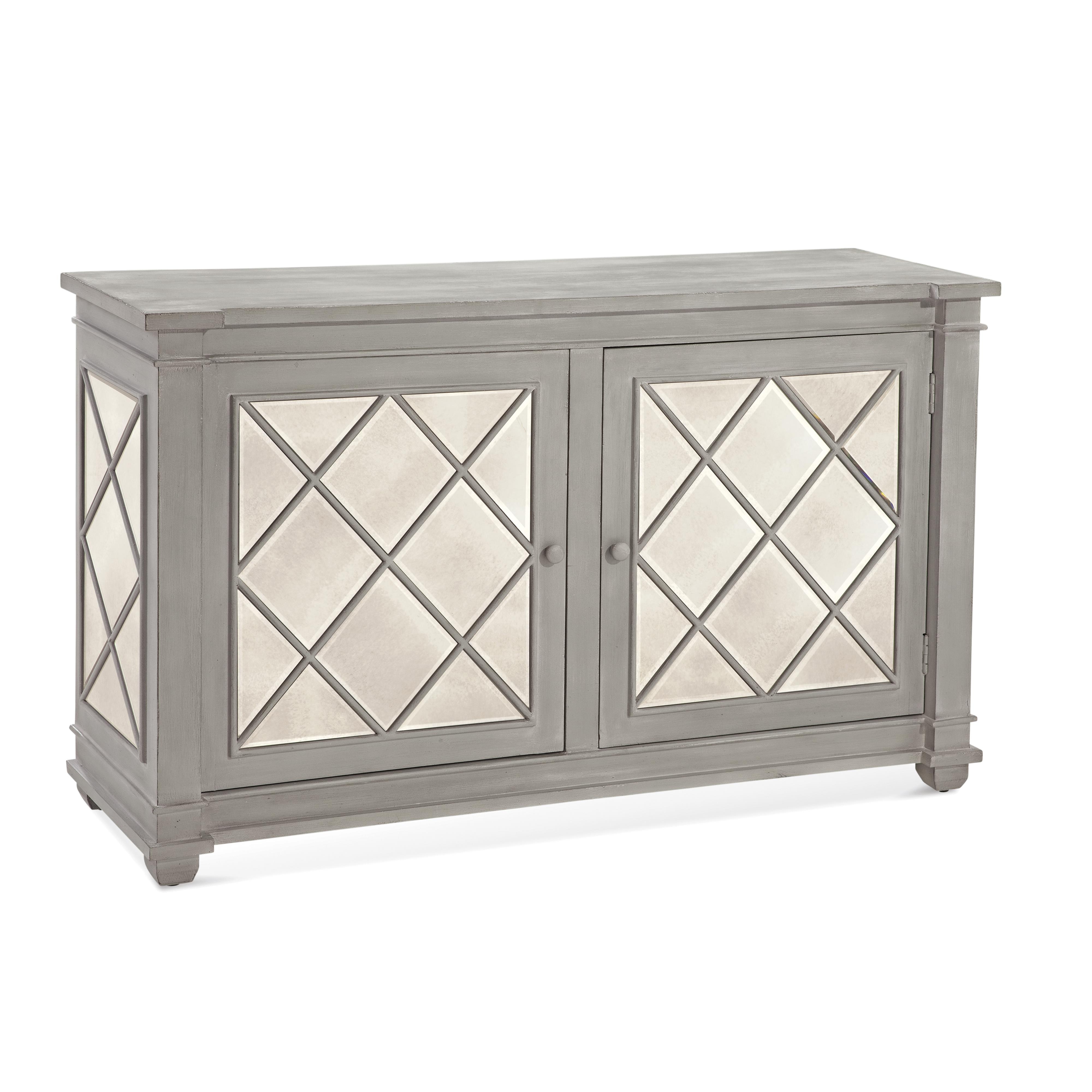In-Town Ada Serving Cabinet by Bassett Mirror at Rooms for Less