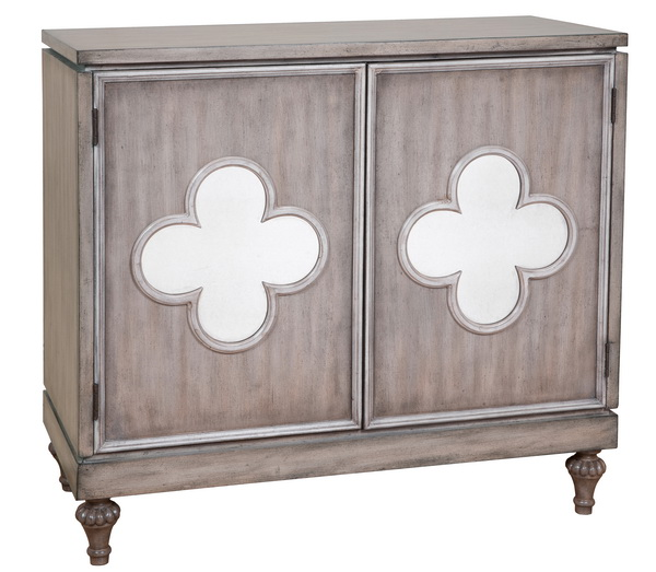 In-Town Clover Hospitality Cabinet by Bassett Mirror at Lapeer Furniture & Mattress Center