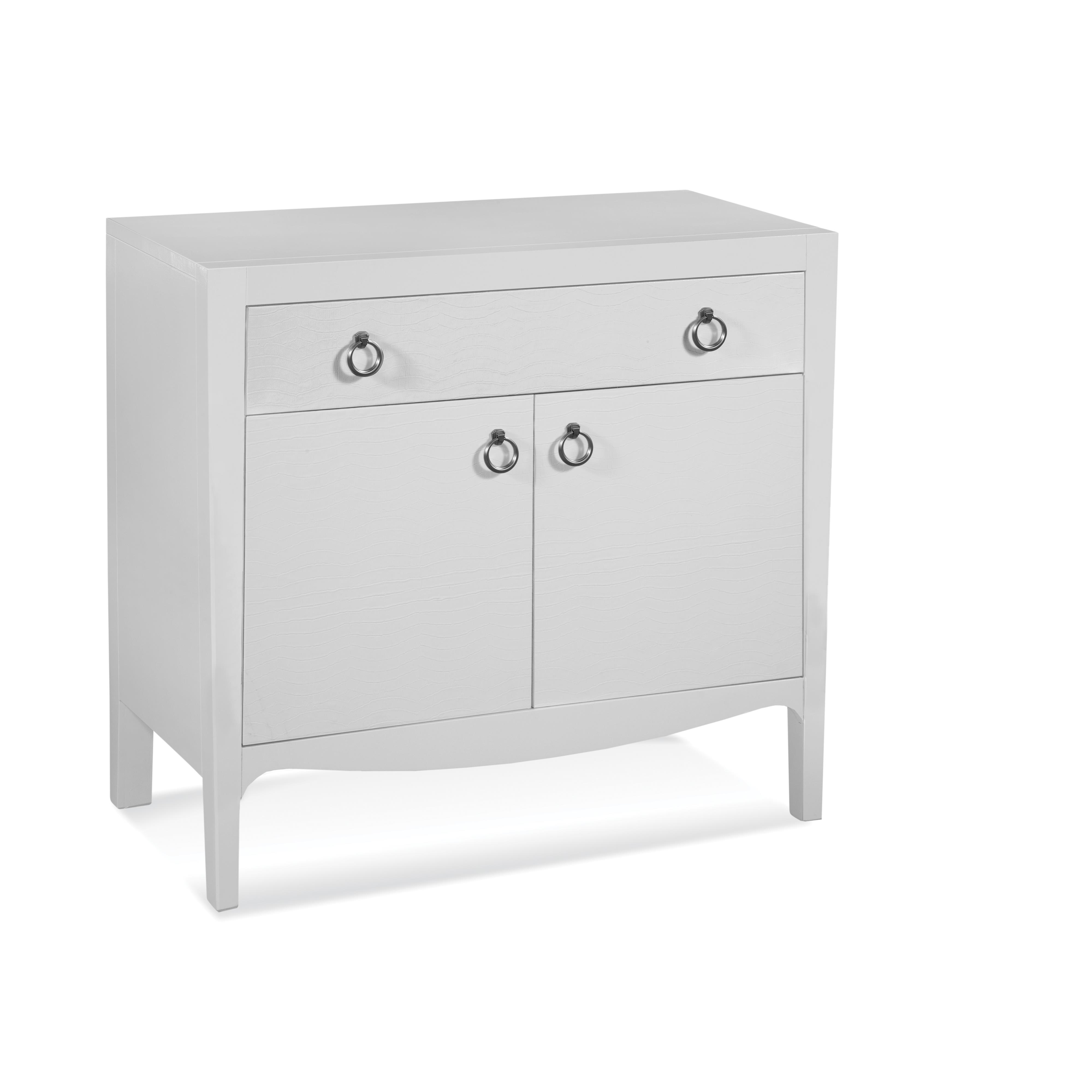 In-Town Kristin Hospitality Cabinet by Bassett Mirror at Lapeer Furniture & Mattress Center