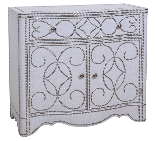 In-Town Conley Hospitality Cabinet by Bassett Mirror at Lapeer Furniture & Mattress Center