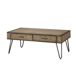 Rectantagle Cocktail Table