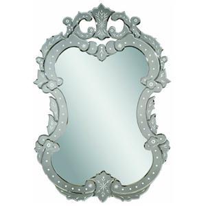 Bassett Mirror Mirrors  Venetian Mirror