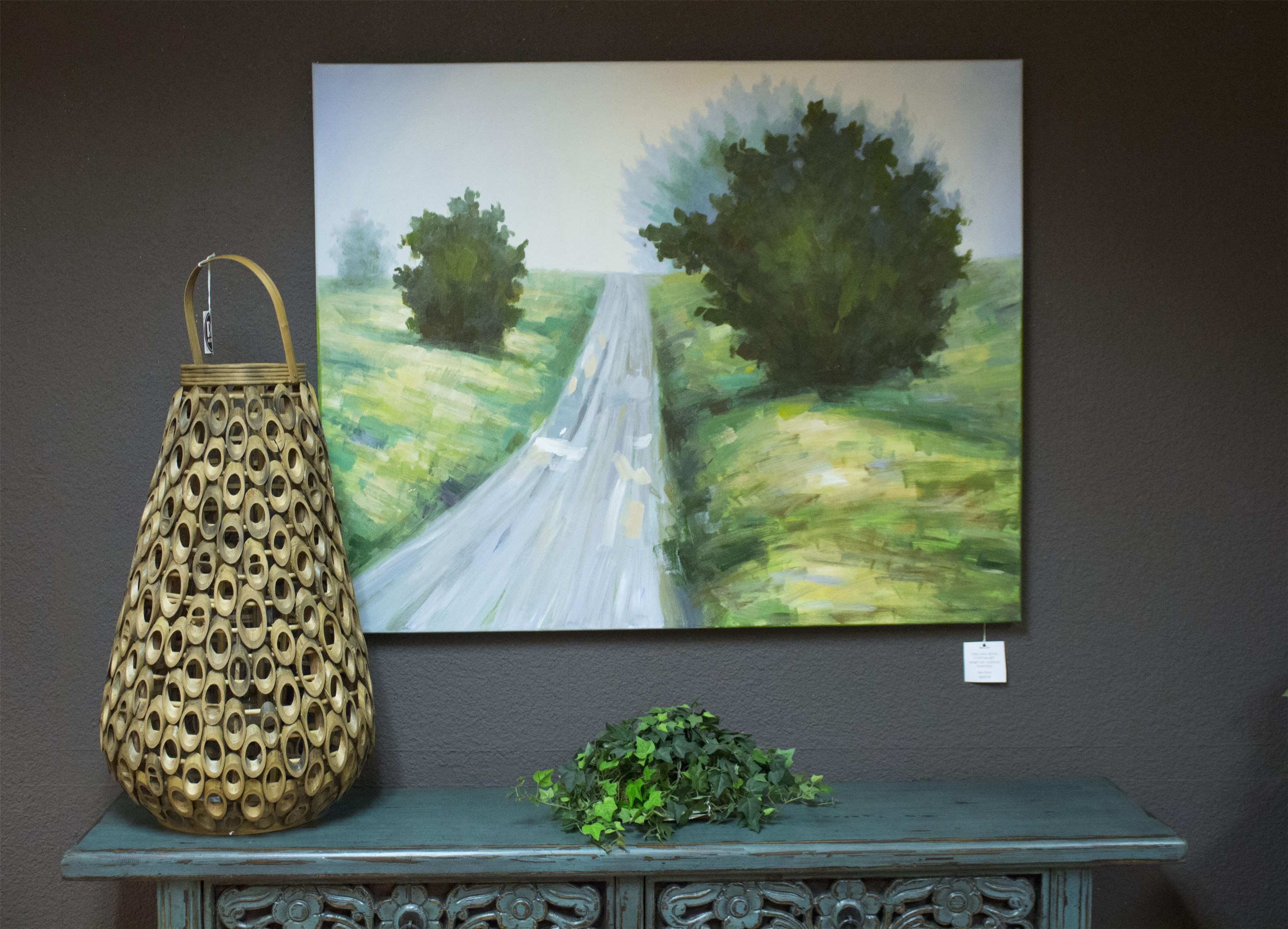 Old World Country Road Wall Art at Ruby Gordon Home