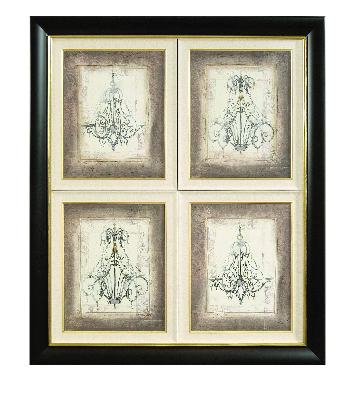 Old World Modern Elegance by Bassett Mirror at Alison Craig Home Furnishings