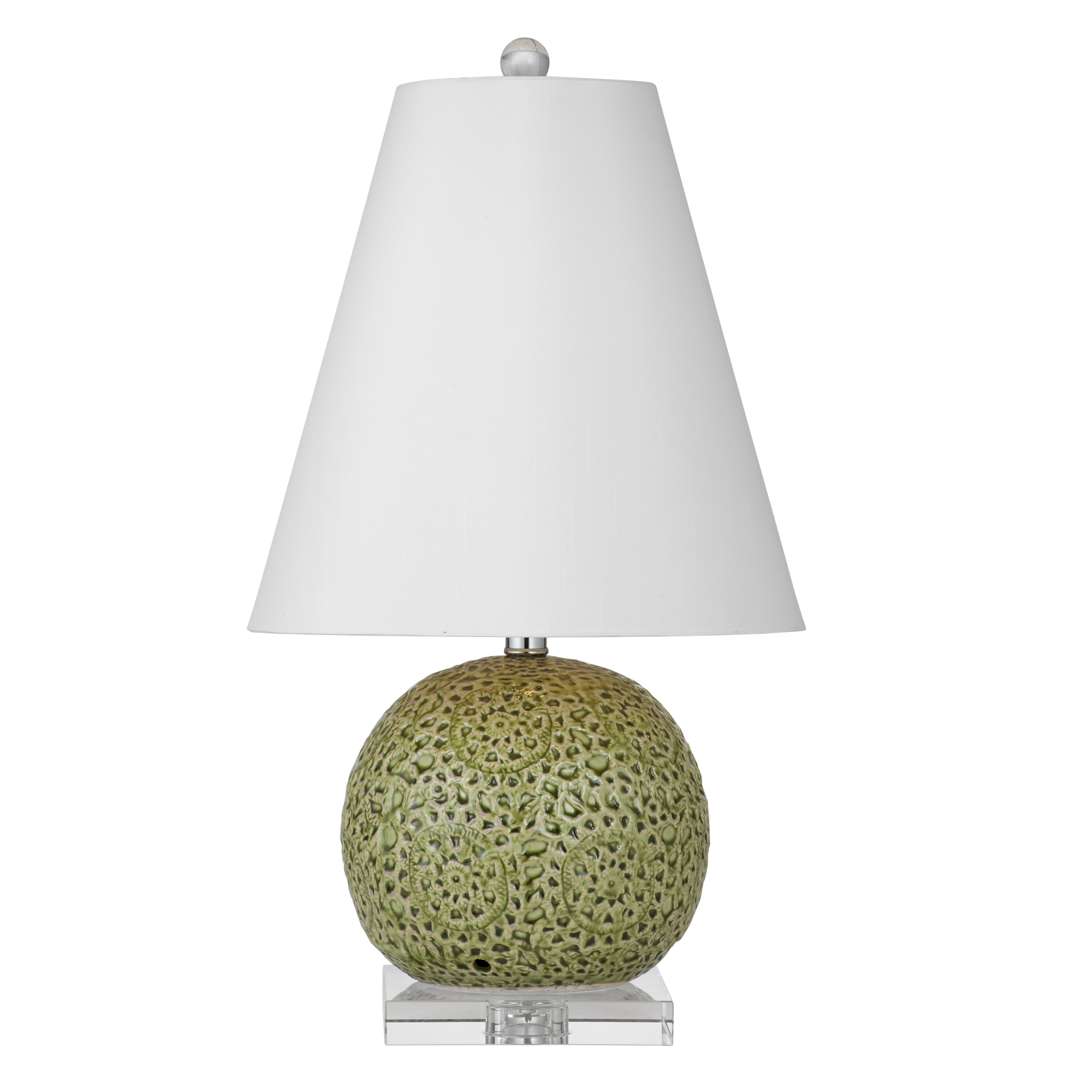 Old World Shayne Table Lamp by Bassett Mirror at Alison Craig Home Furnishings