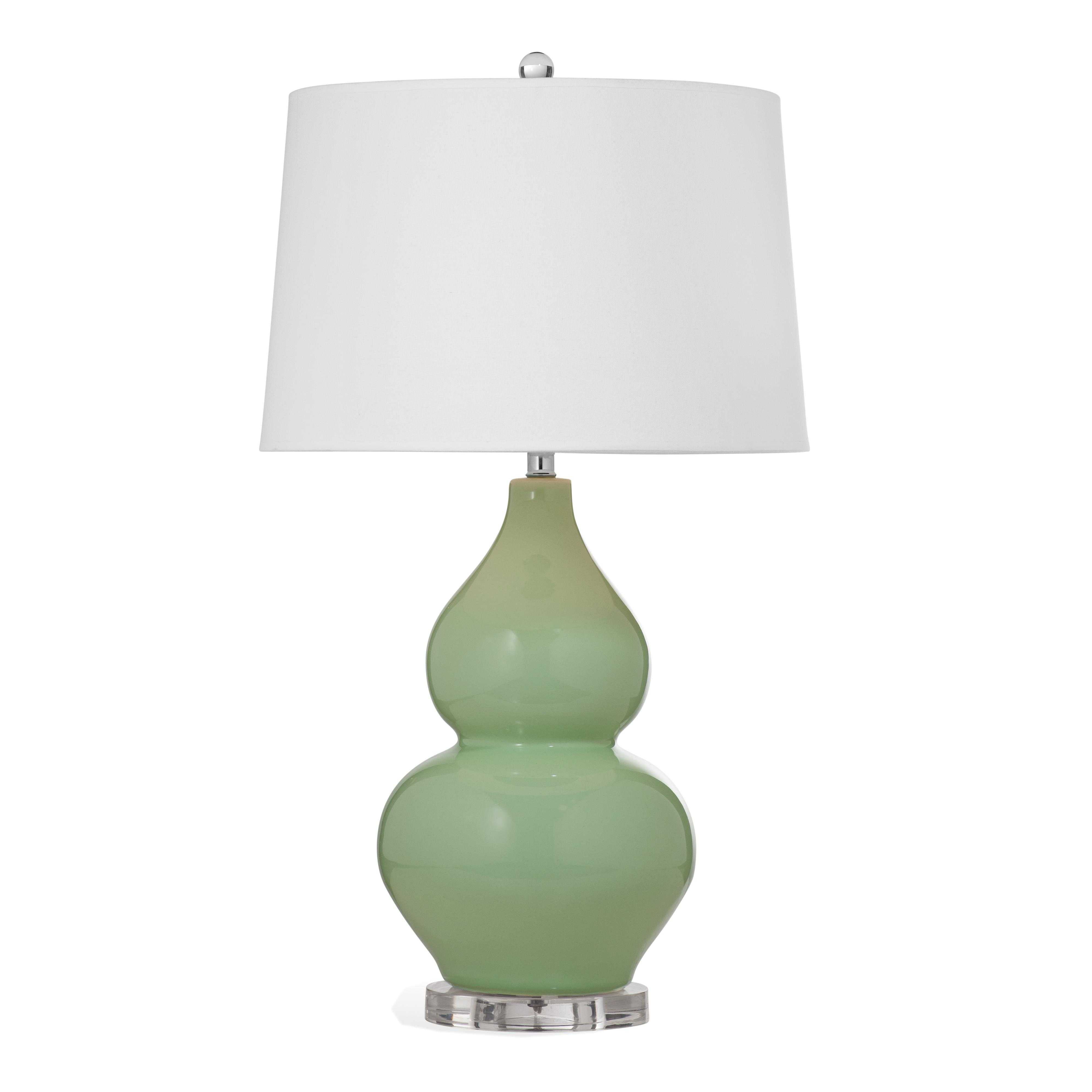 Old World Eagan Table Lamp by Bassett Mirror at Alison Craig Home Furnishings